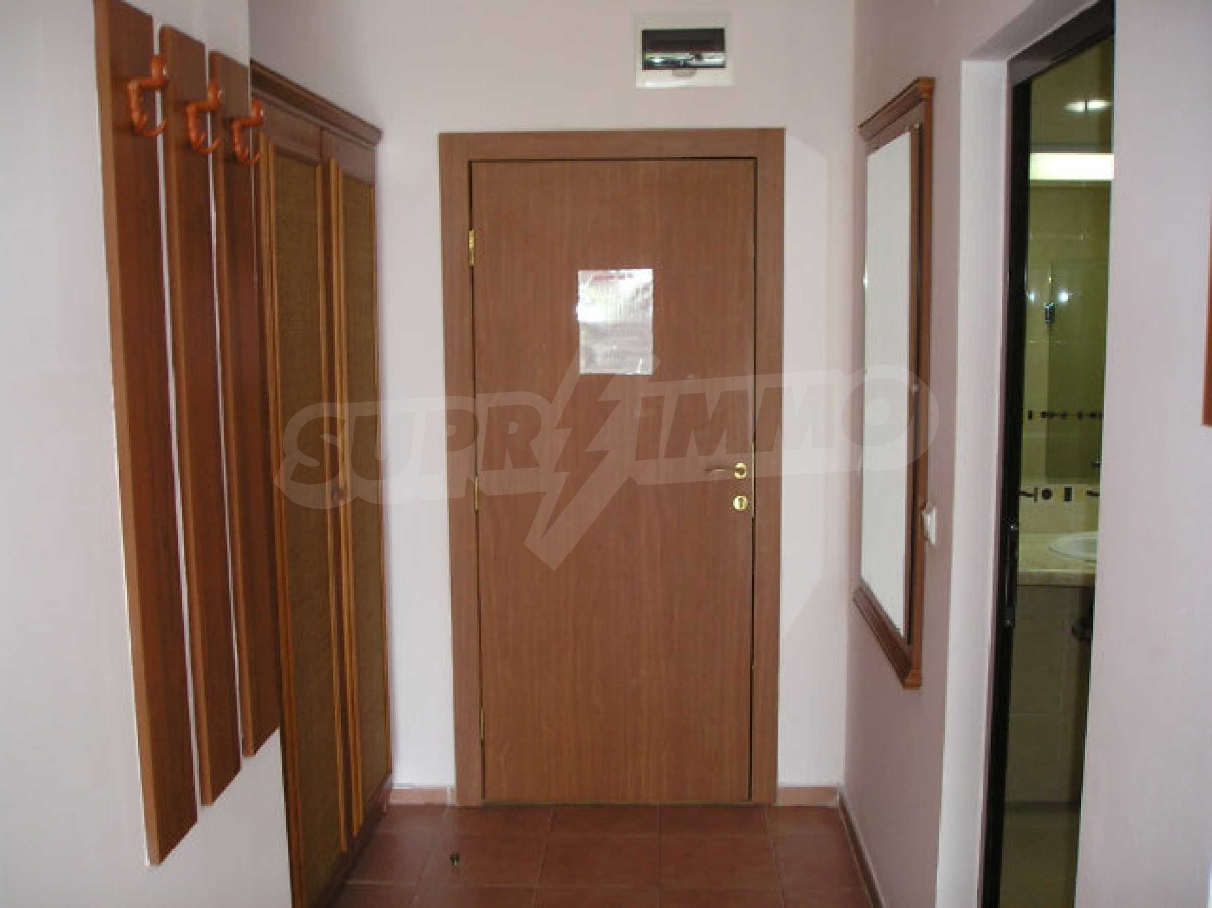 Ein-Zimmer-Wohnung in Caesar Palace Komplex in Sveti Vlas 14