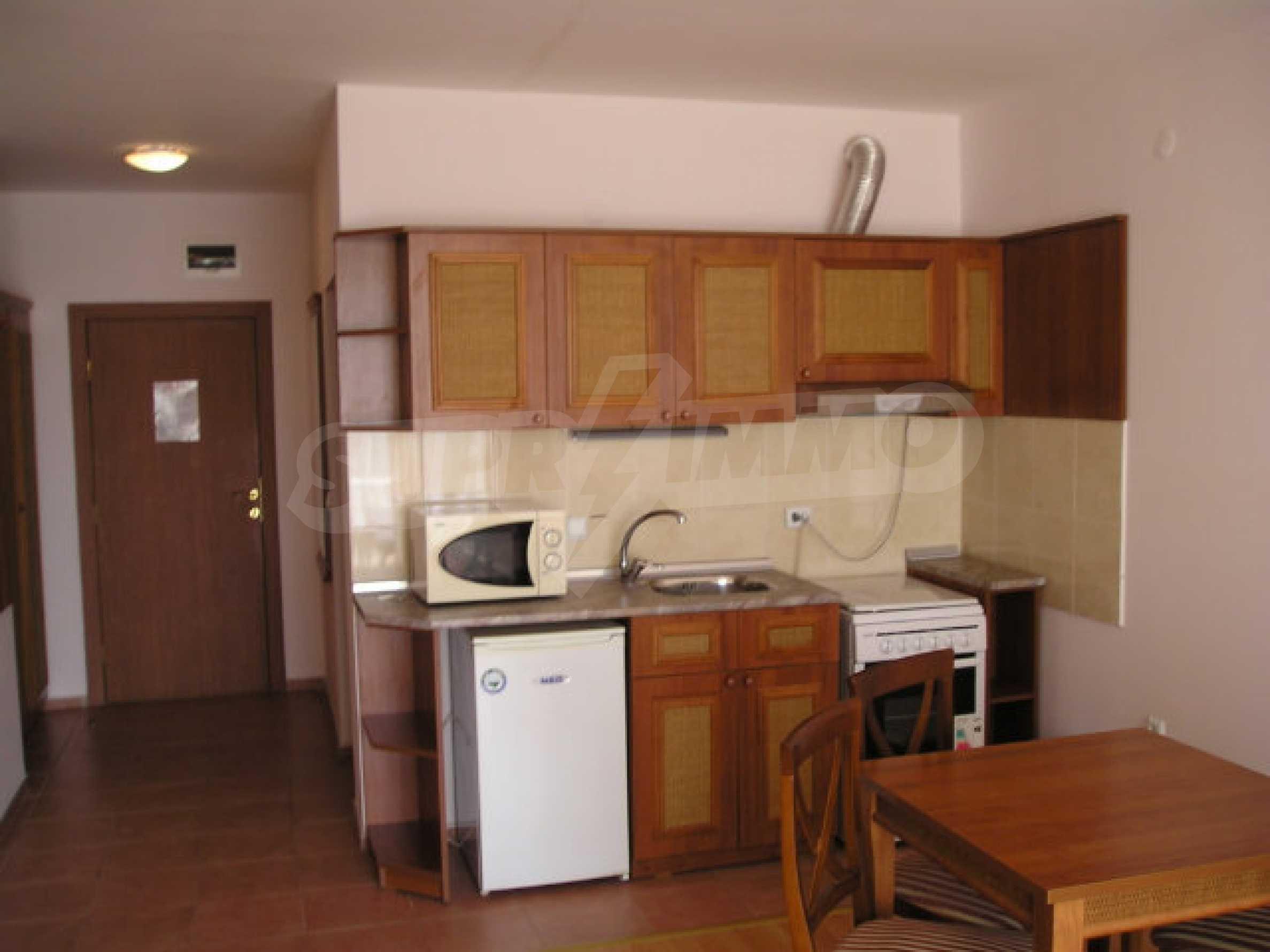 Ein-Zimmer-Wohnung in Caesar Palace Komplex in Sveti Vlas 15