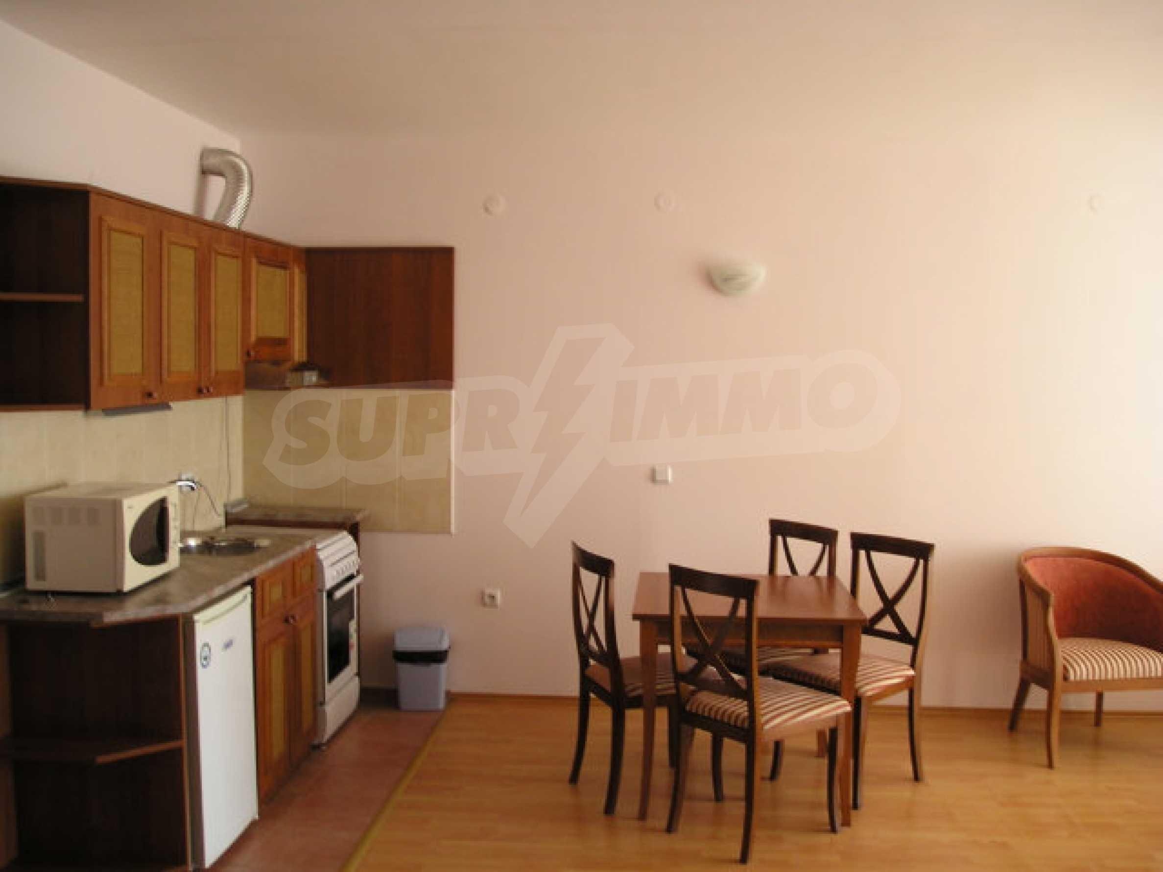 Ein-Zimmer-Wohnung in Caesar Palace Komplex in Sveti Vlas 16