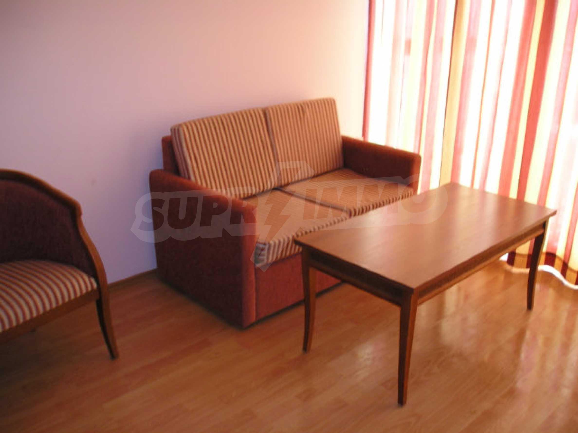 Ein-Zimmer-Wohnung in Caesar Palace Komplex in Sveti Vlas 19