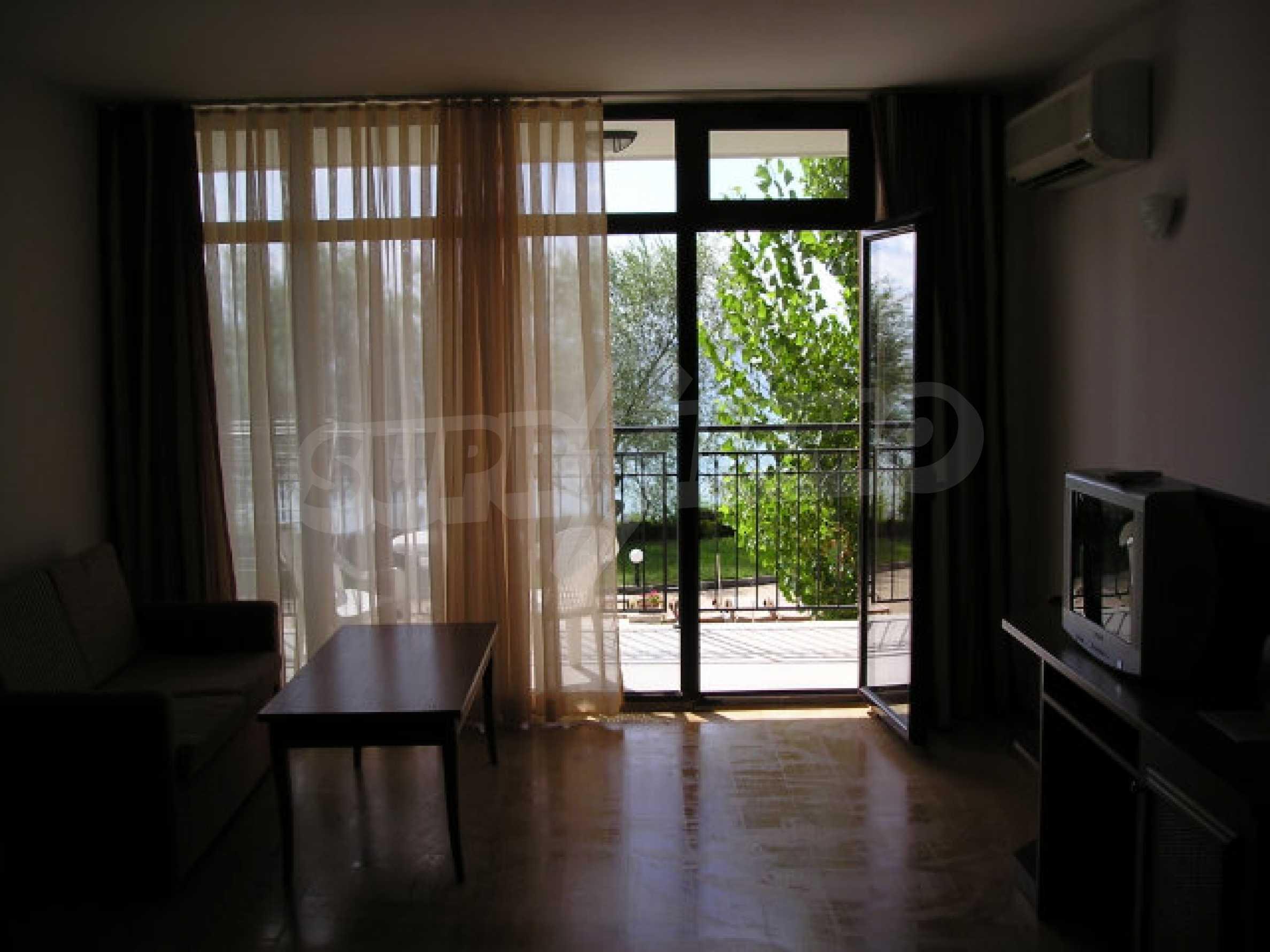 Ein-Zimmer-Wohnung in Caesar Palace Komplex in Sveti Vlas 20