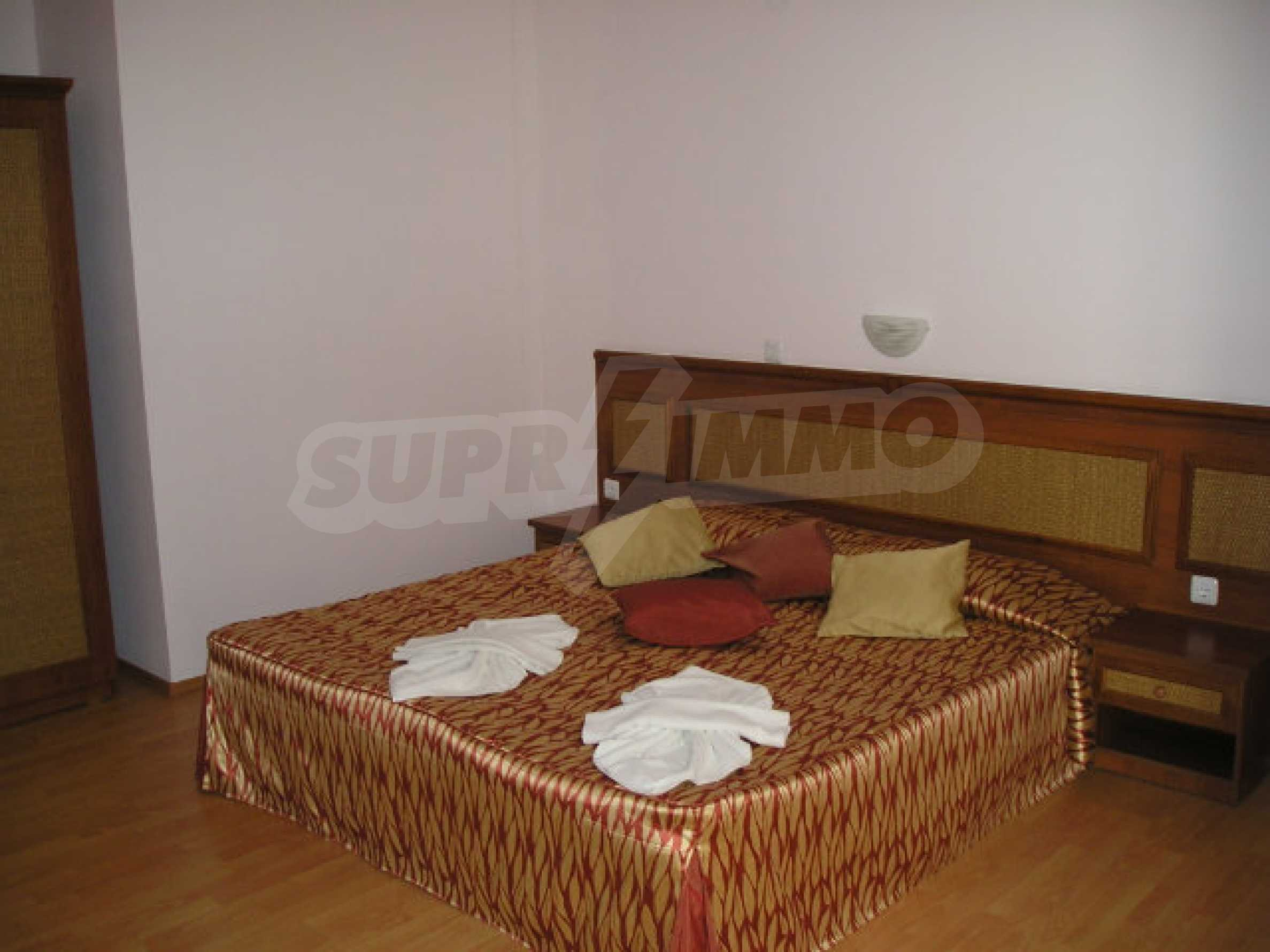 Ein-Zimmer-Wohnung in Caesar Palace Komplex in Sveti Vlas 22