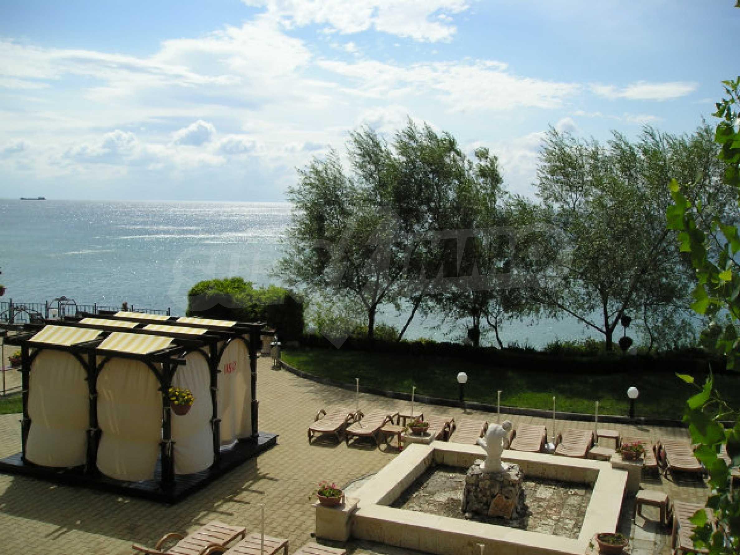 Ein-Zimmer-Wohnung in Caesar Palace Komplex in Sveti Vlas 26