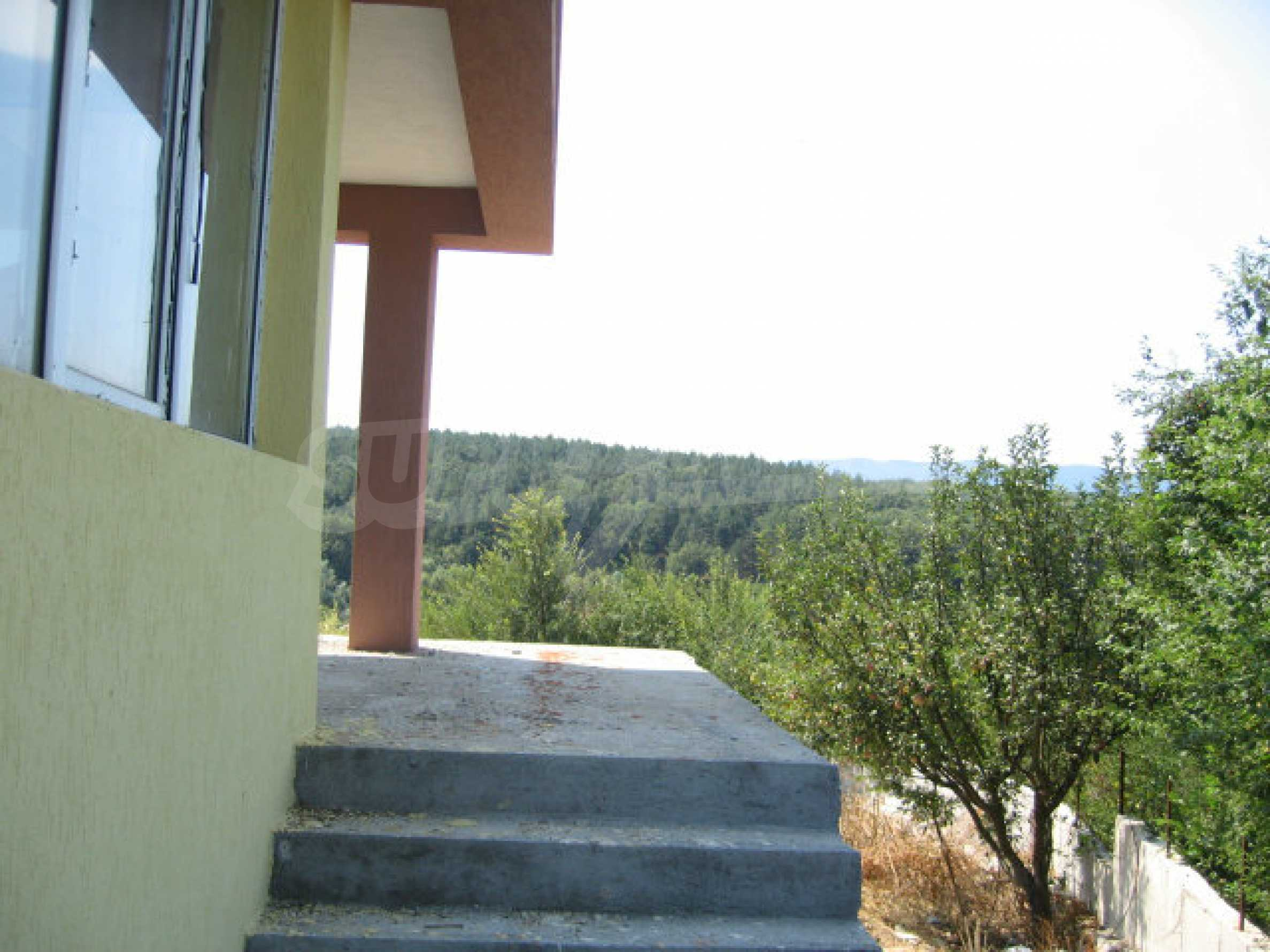 Newly-built house with beautiful views to the Sakar mountains near Topolovgrad 10