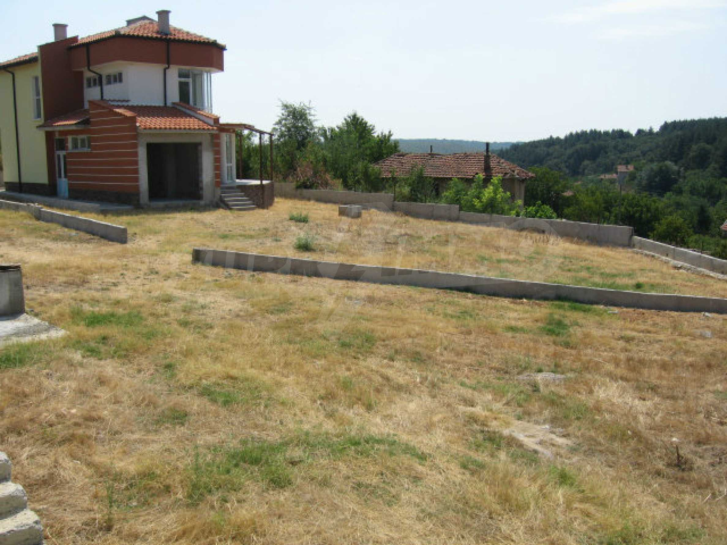 Newly-built house with beautiful views to the Sakar mountains near Topolovgrad 13