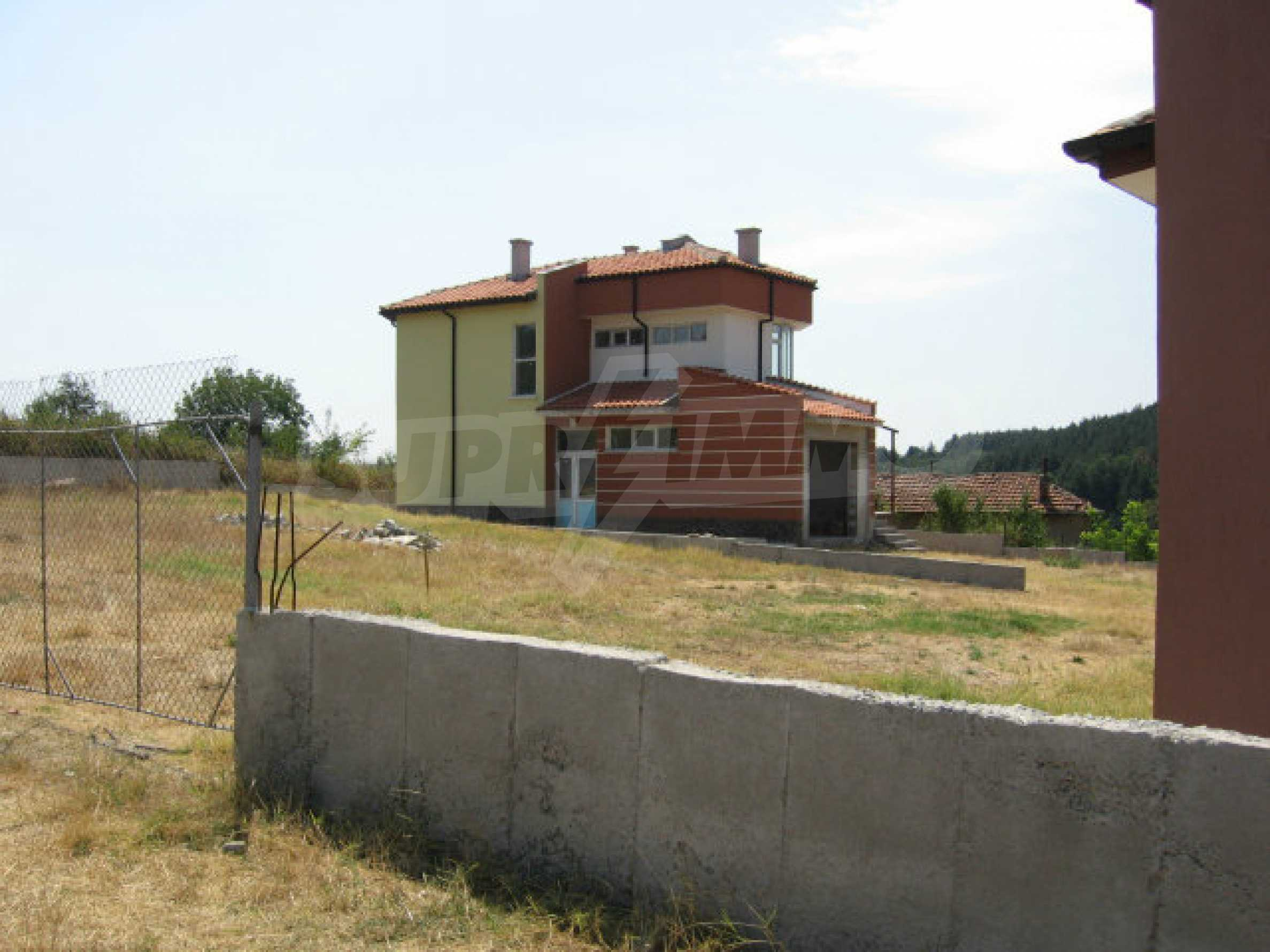 Newly-built house with beautiful views to the Sakar mountains near Topolovgrad 20