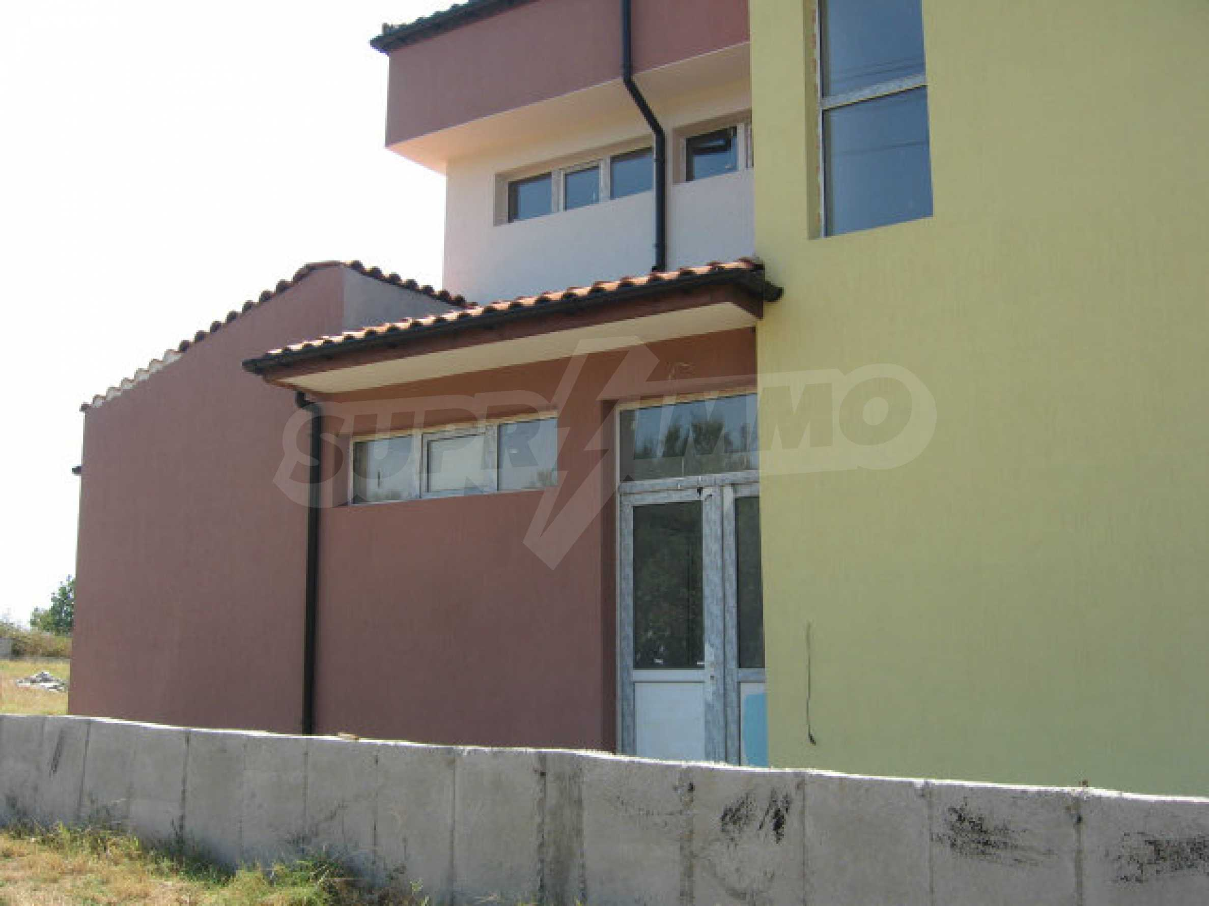 Newly-built house with beautiful views to the Sakar mountains near Topolovgrad 2