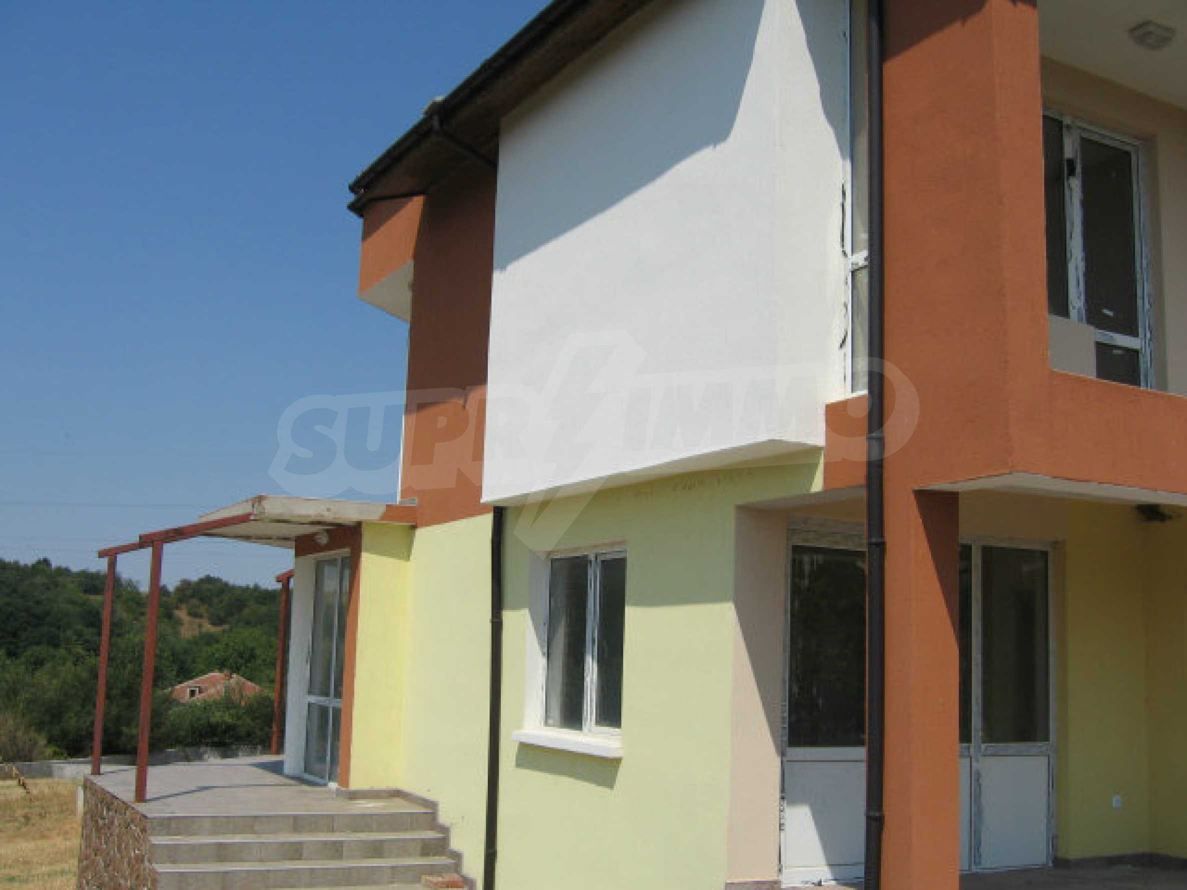 Beautiful new rural house with picturesque view to the Sakar mountains near Topolovgrad 17
