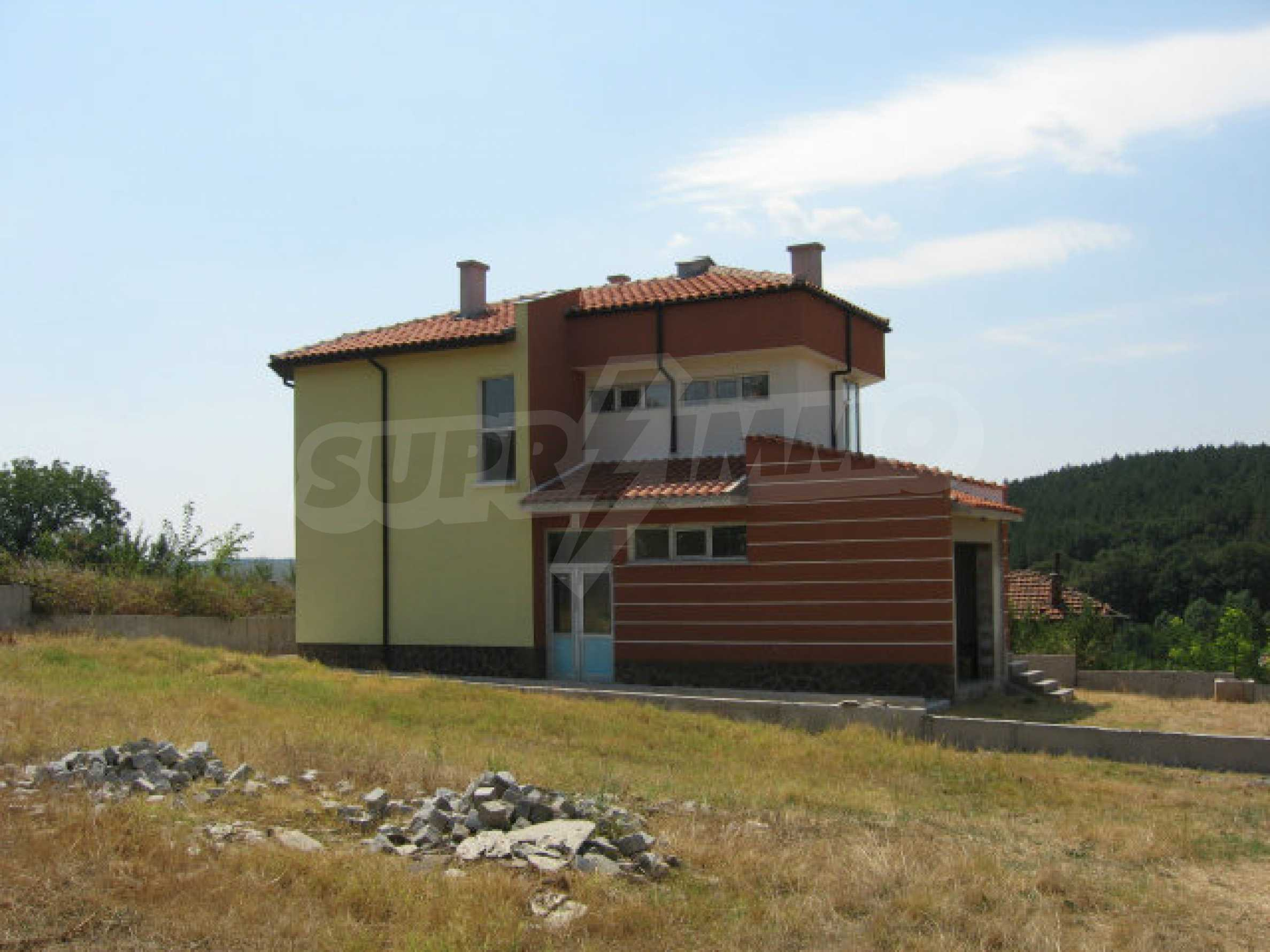 Beautiful new rural house with picturesque view to the Sakar mountains near Topolovgrad 26