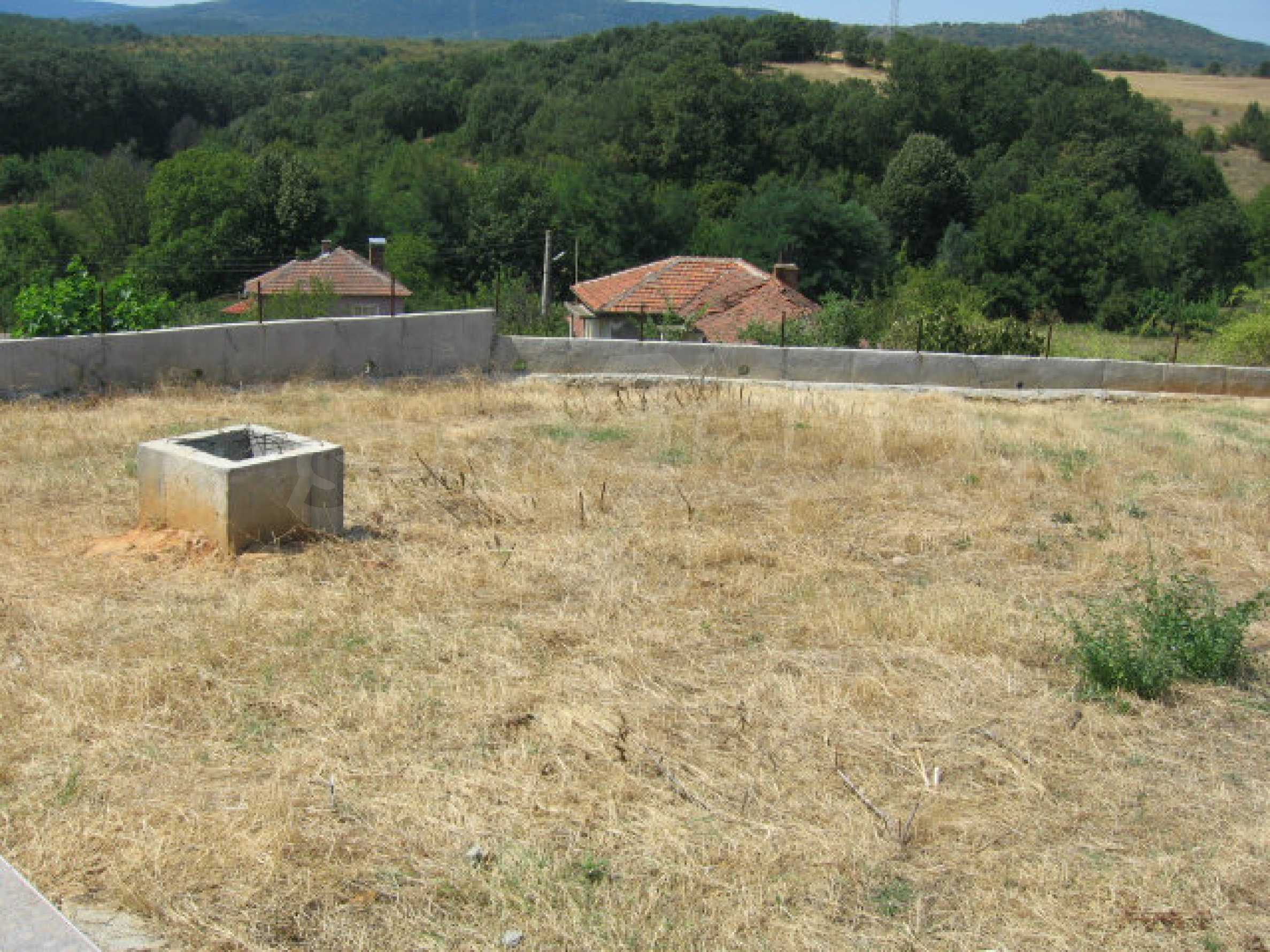 Beautiful new rural house with picturesque view to the Sakar mountains near Topolovgrad 27