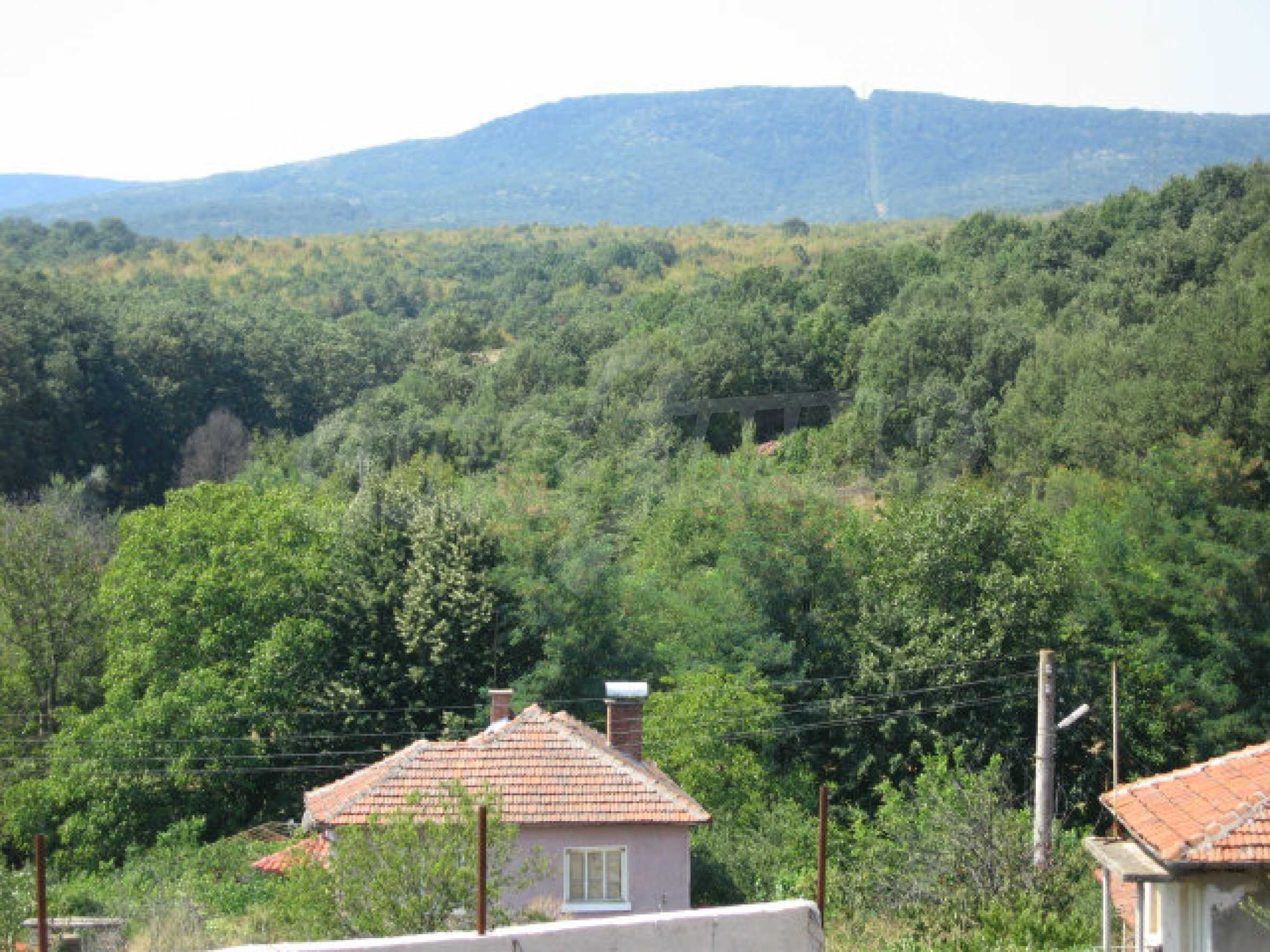 Beautiful new rural house with picturesque view to the Sakar mountains near Topolovgrad 29