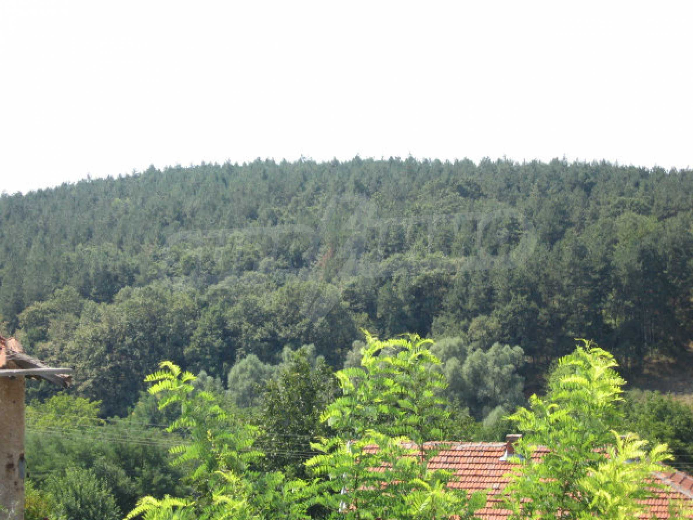 Beautiful new rural house with picturesque view to the Sakar mountains near Topolovgrad 30