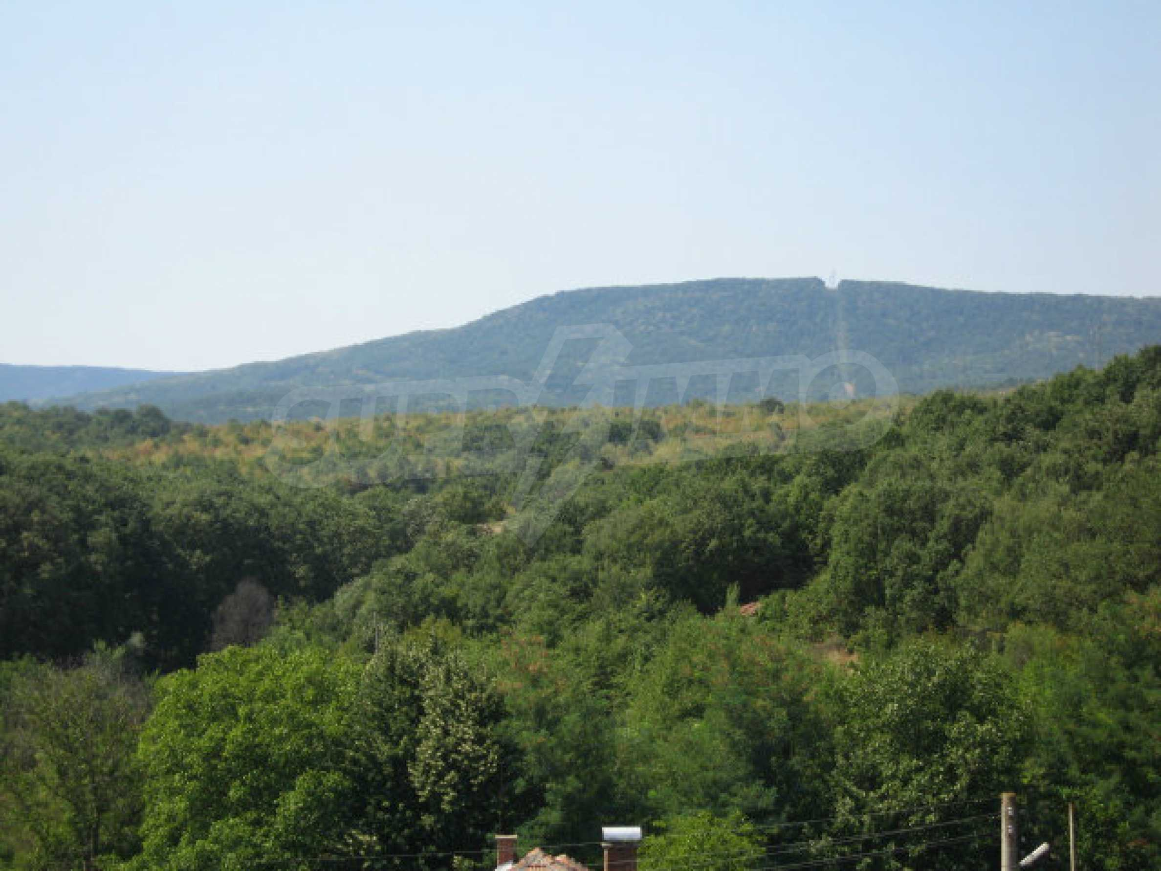 Beautiful new rural house with picturesque view to the Sakar mountains near Topolovgrad 32