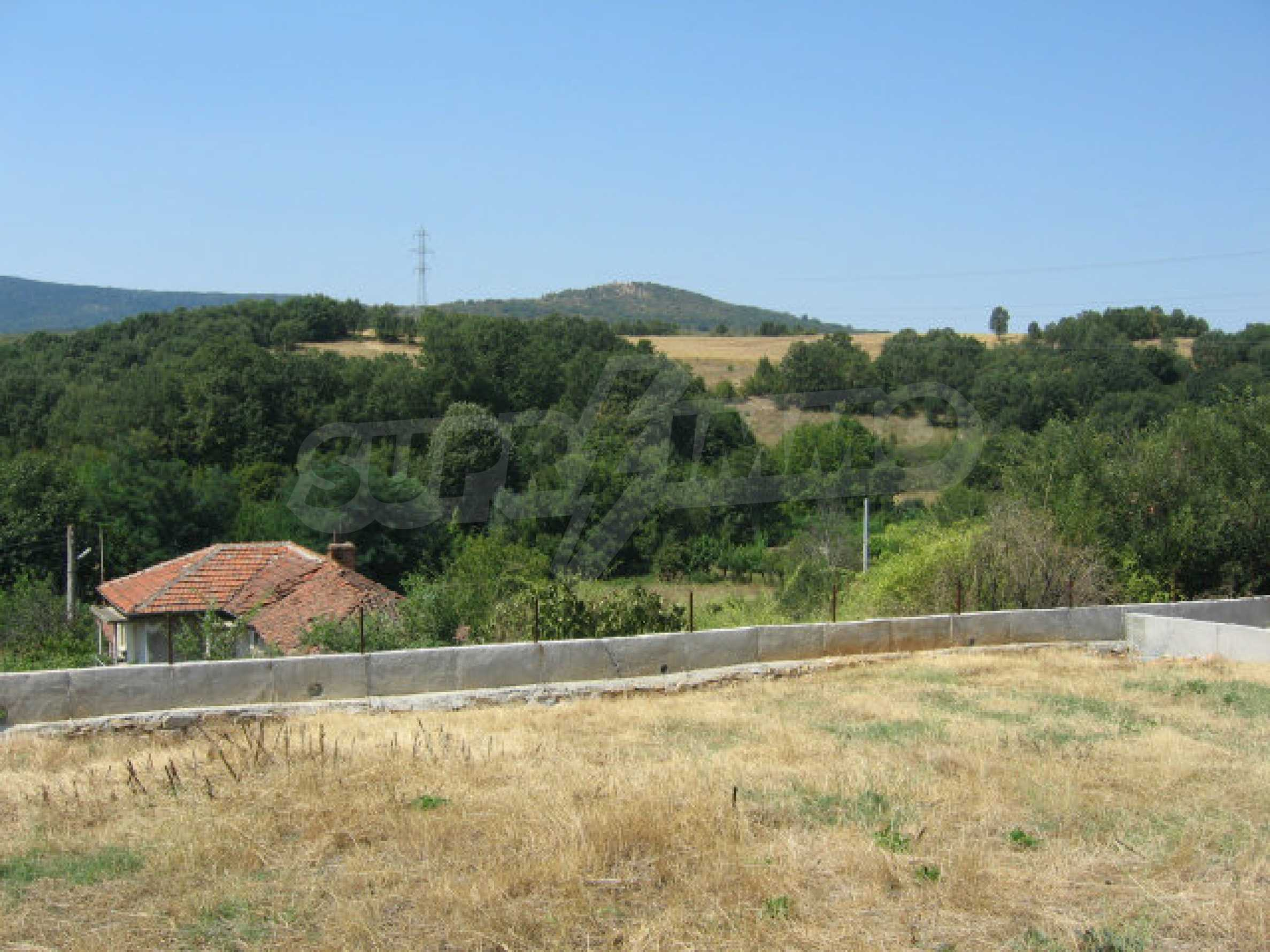 Beautiful new rural house with picturesque view to the Sakar mountains near Topolovgrad 35