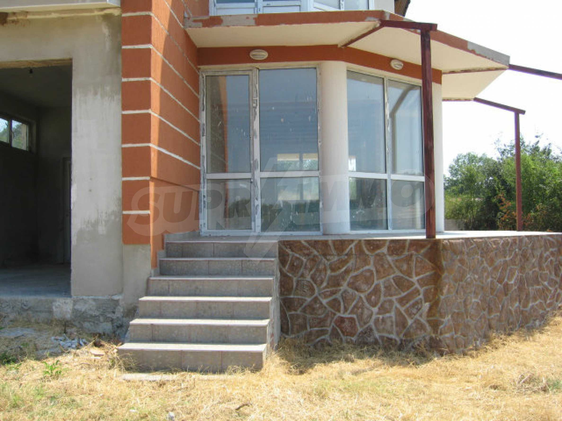 Beautiful new rural house with picturesque view to the Sakar mountains near Topolovgrad 3