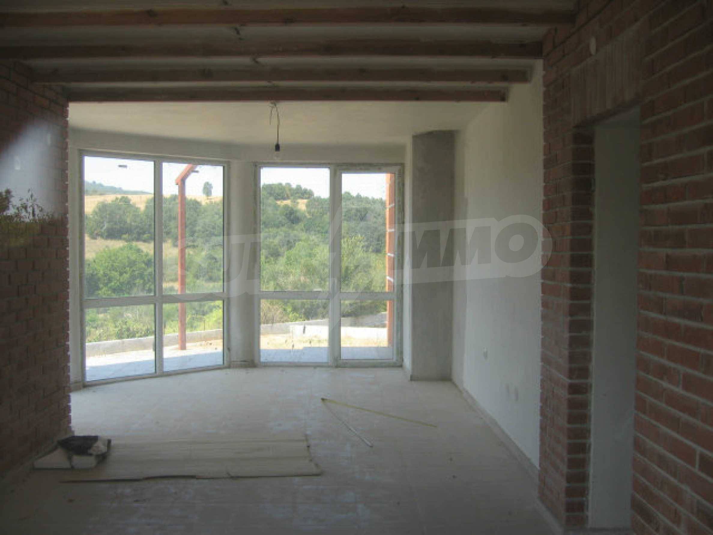 Beautiful new rural house with picturesque view to the Sakar mountains near Topolovgrad 4