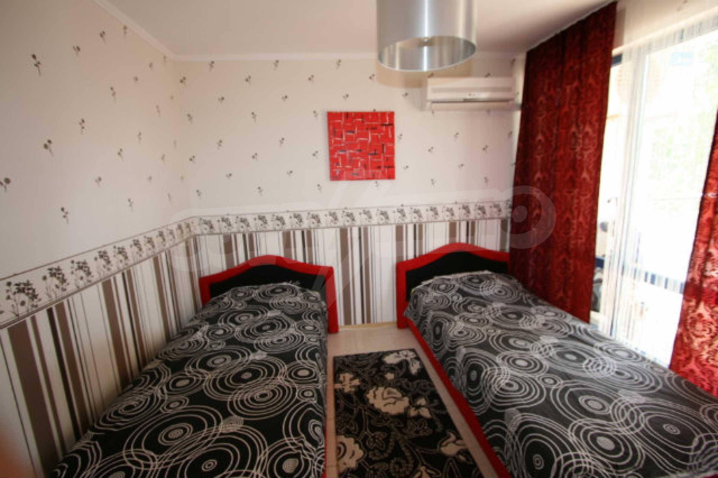 Luxuswohnung mit zwei Schlafzimmern nahe dem Strand in Sunny Beach 18