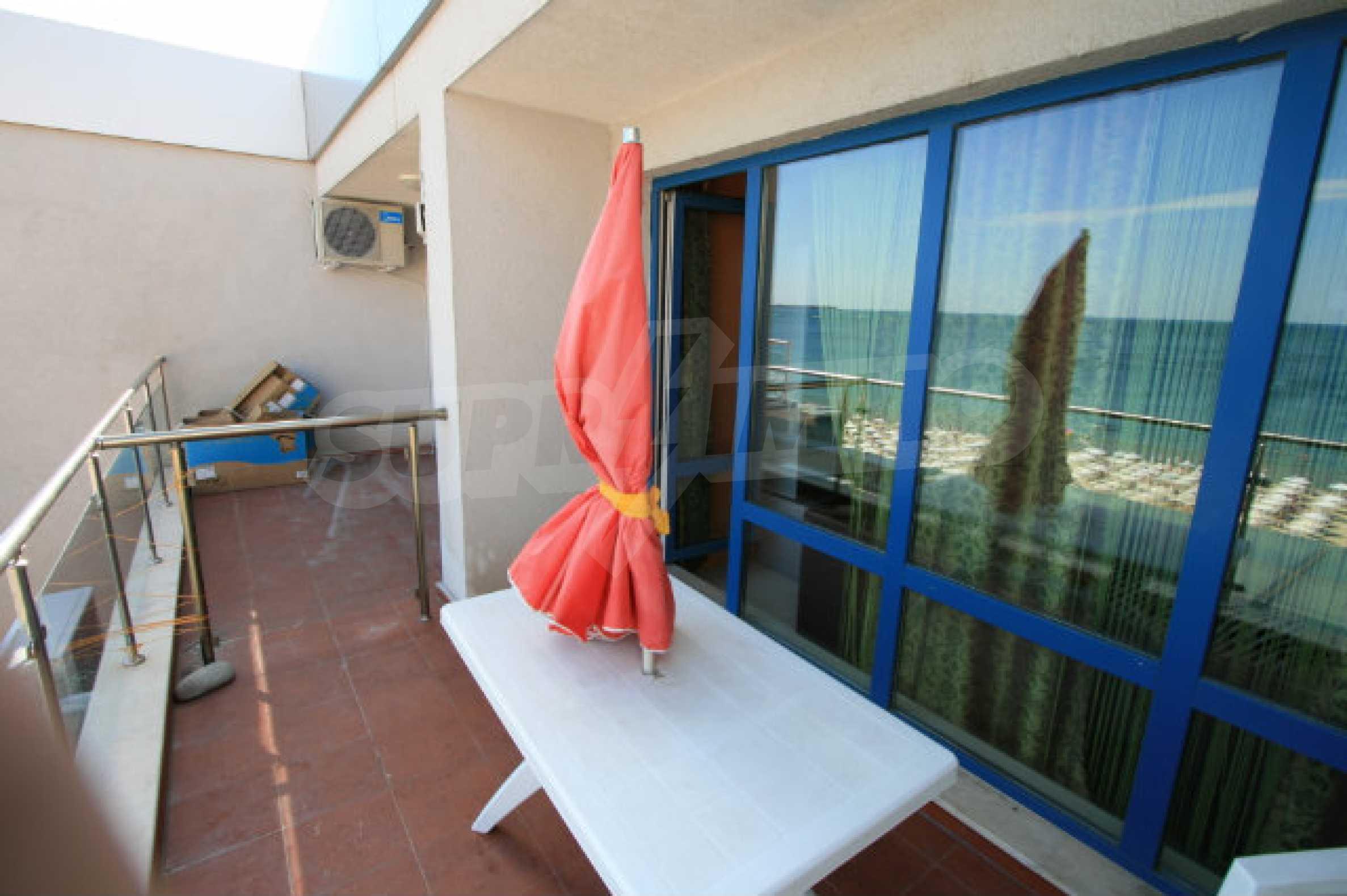 Luxuswohnung mit zwei Schlafzimmern nahe dem Strand in Sunny Beach 27