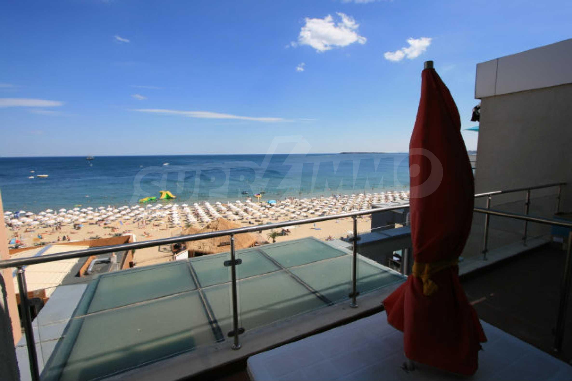 Luxuswohnung mit zwei Schlafzimmern nahe dem Strand in Sunny Beach 28
