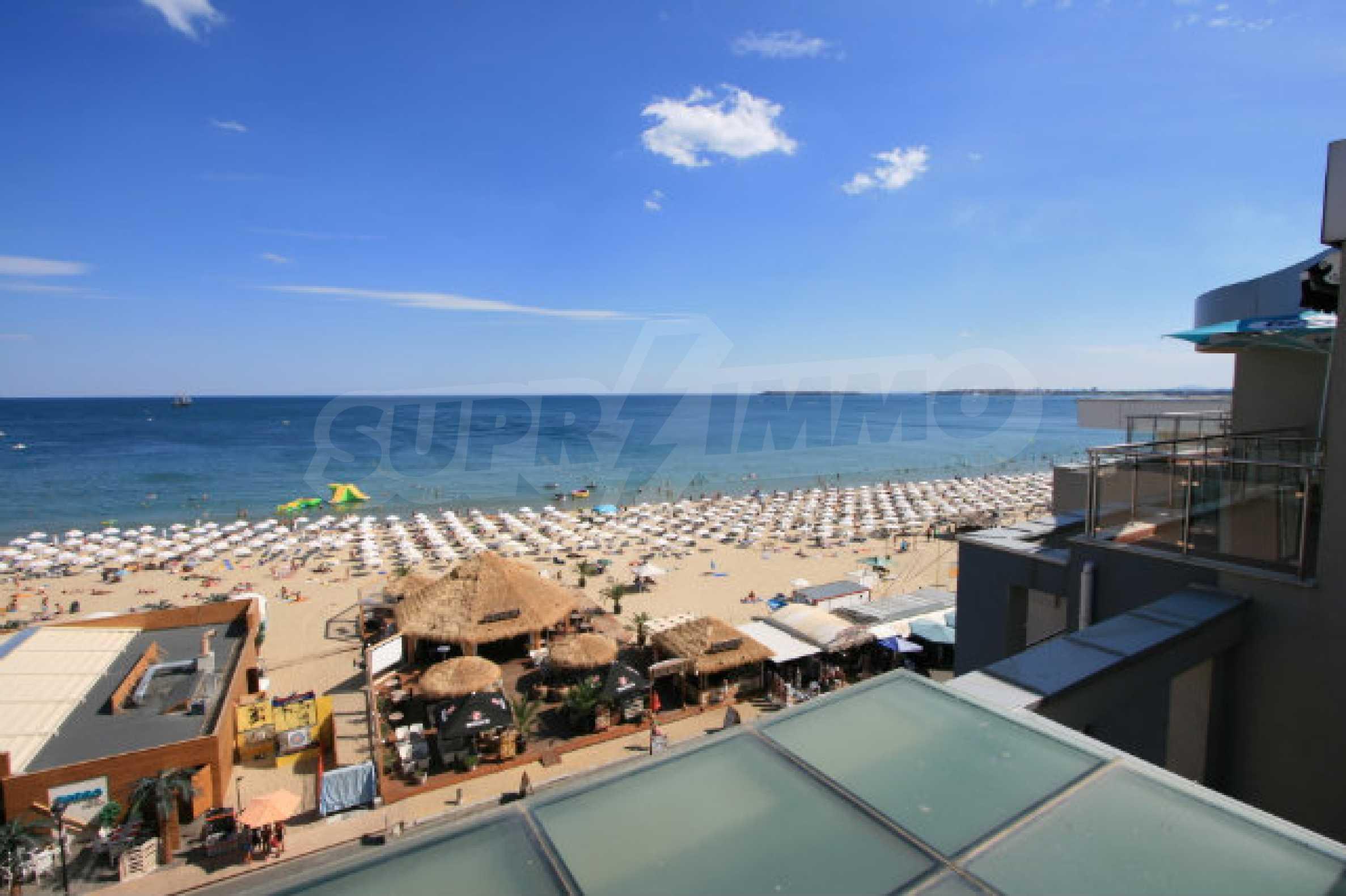 Luxuswohnung mit zwei Schlafzimmern nahe dem Strand in Sunny Beach 29