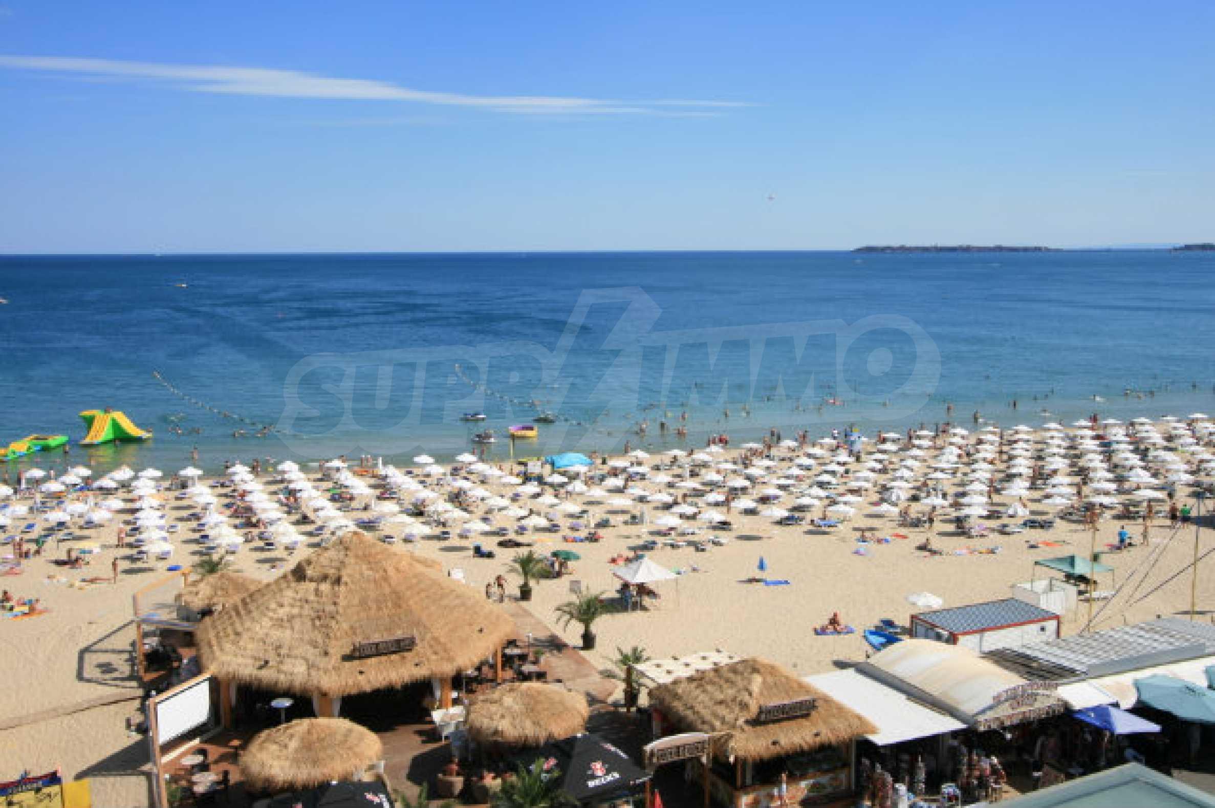 Luxuswohnung mit zwei Schlafzimmern nahe dem Strand in Sunny Beach 30