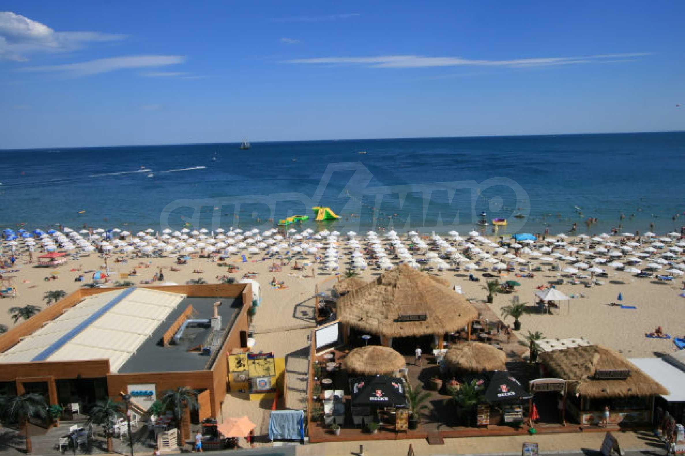 Luxuswohnung mit zwei Schlafzimmern nahe dem Strand in Sunny Beach 31