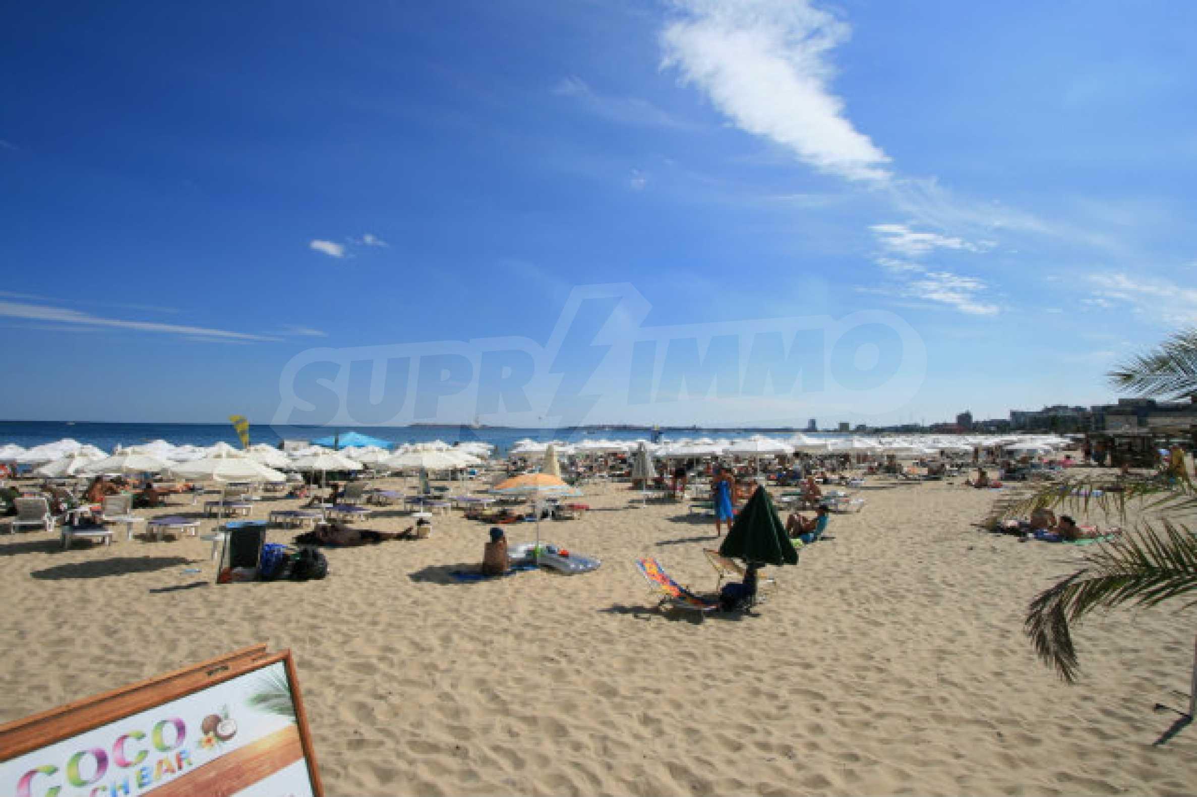 Luxuswohnung mit zwei Schlafzimmern nahe dem Strand in Sunny Beach 32