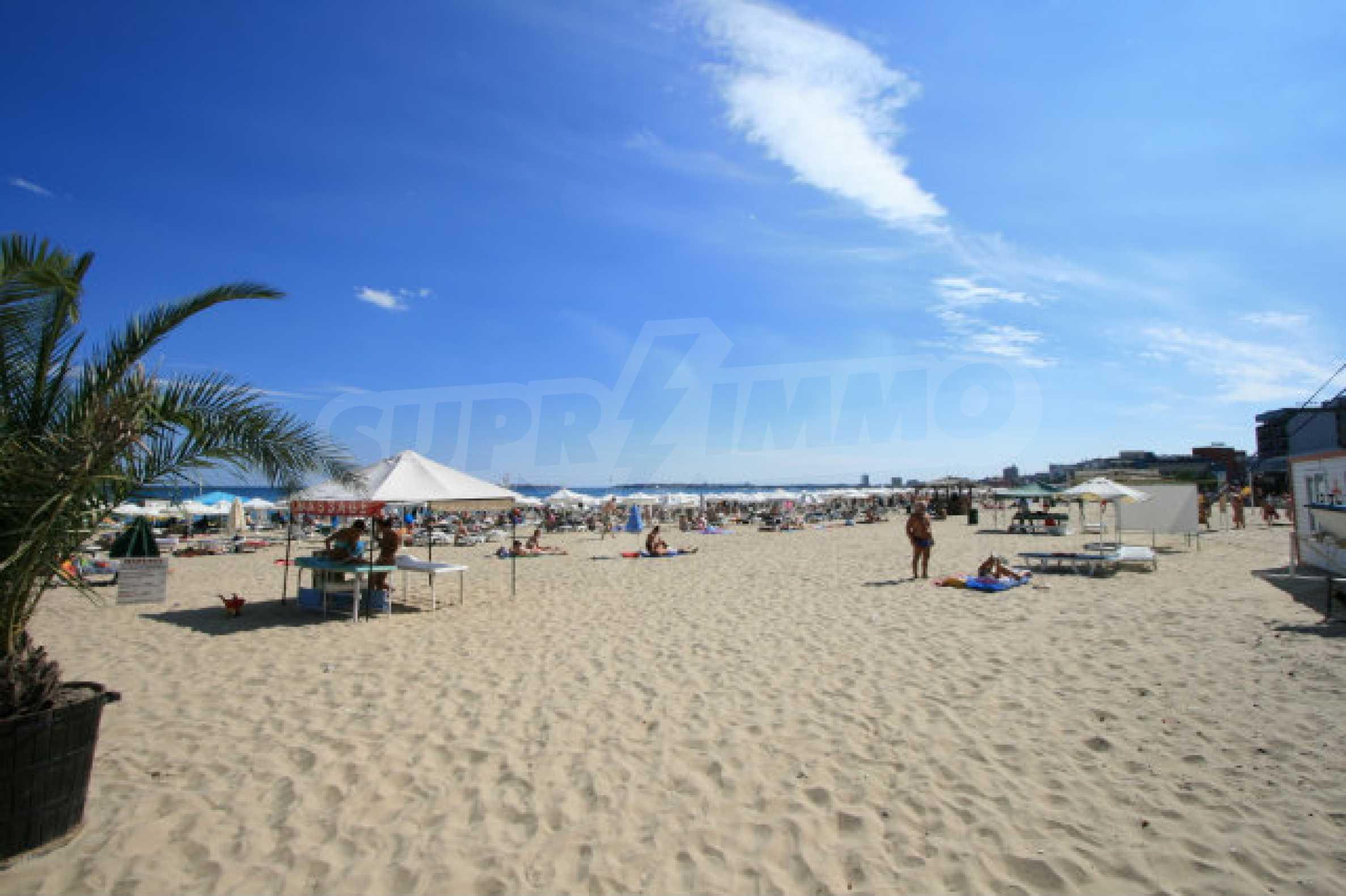 Luxuswohnung mit zwei Schlafzimmern nahe dem Strand in Sunny Beach 33