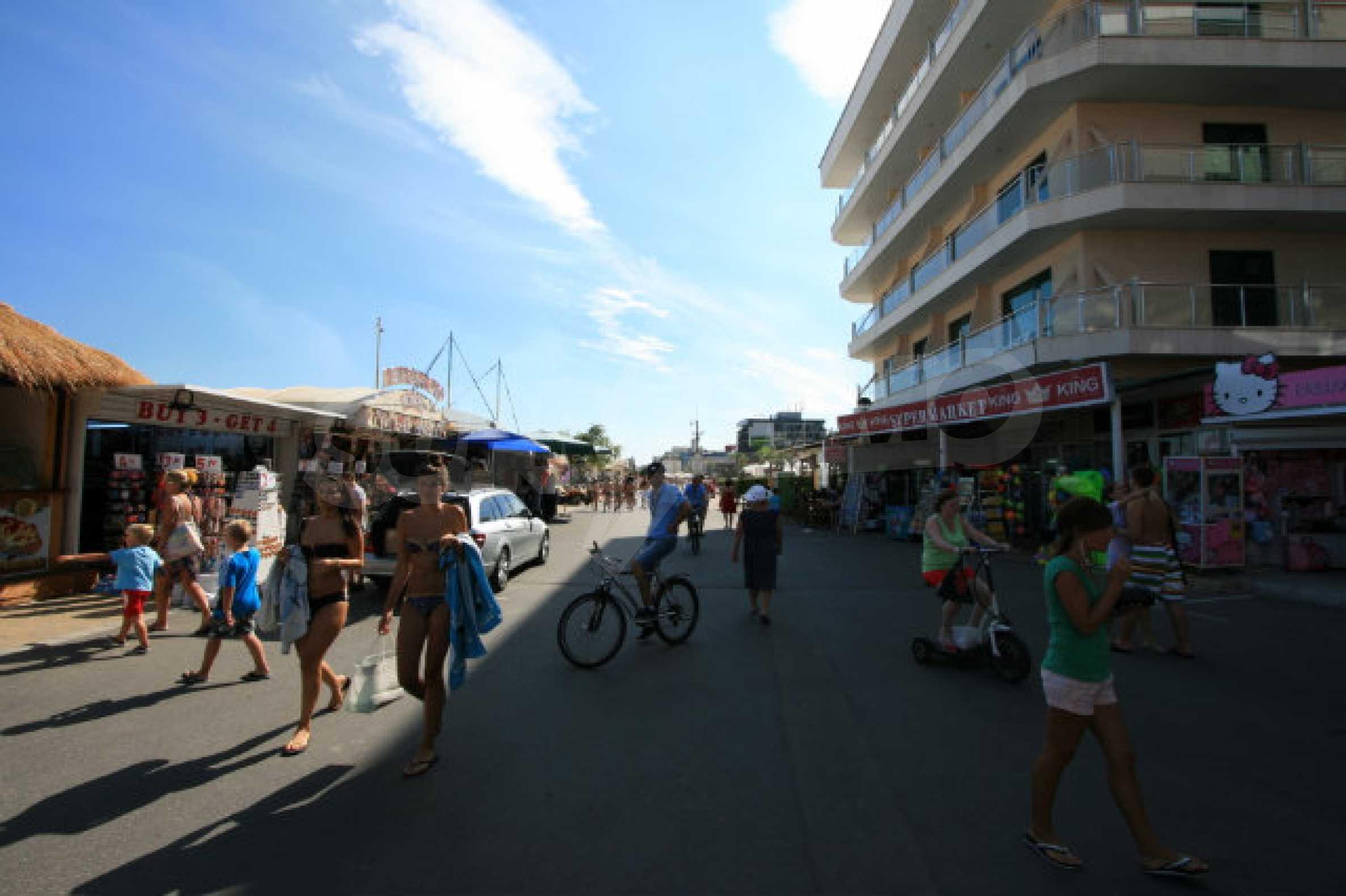 Luxuswohnung mit zwei Schlafzimmern nahe dem Strand in Sunny Beach 34
