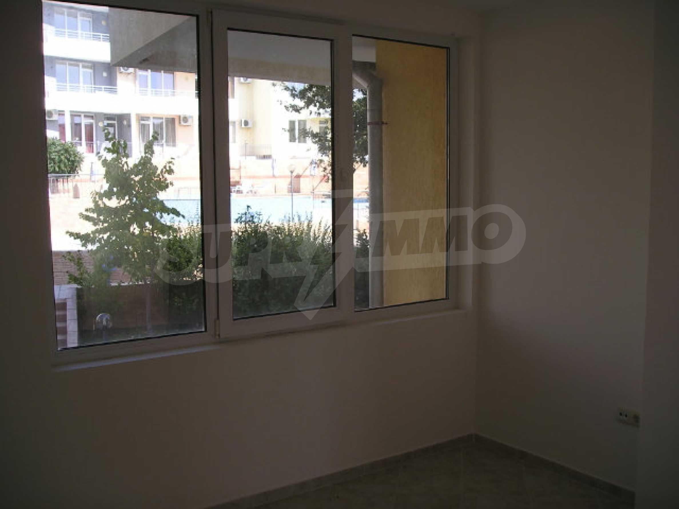 One-bedroom apartment in Sunset Apartments in Kosharitsa 23