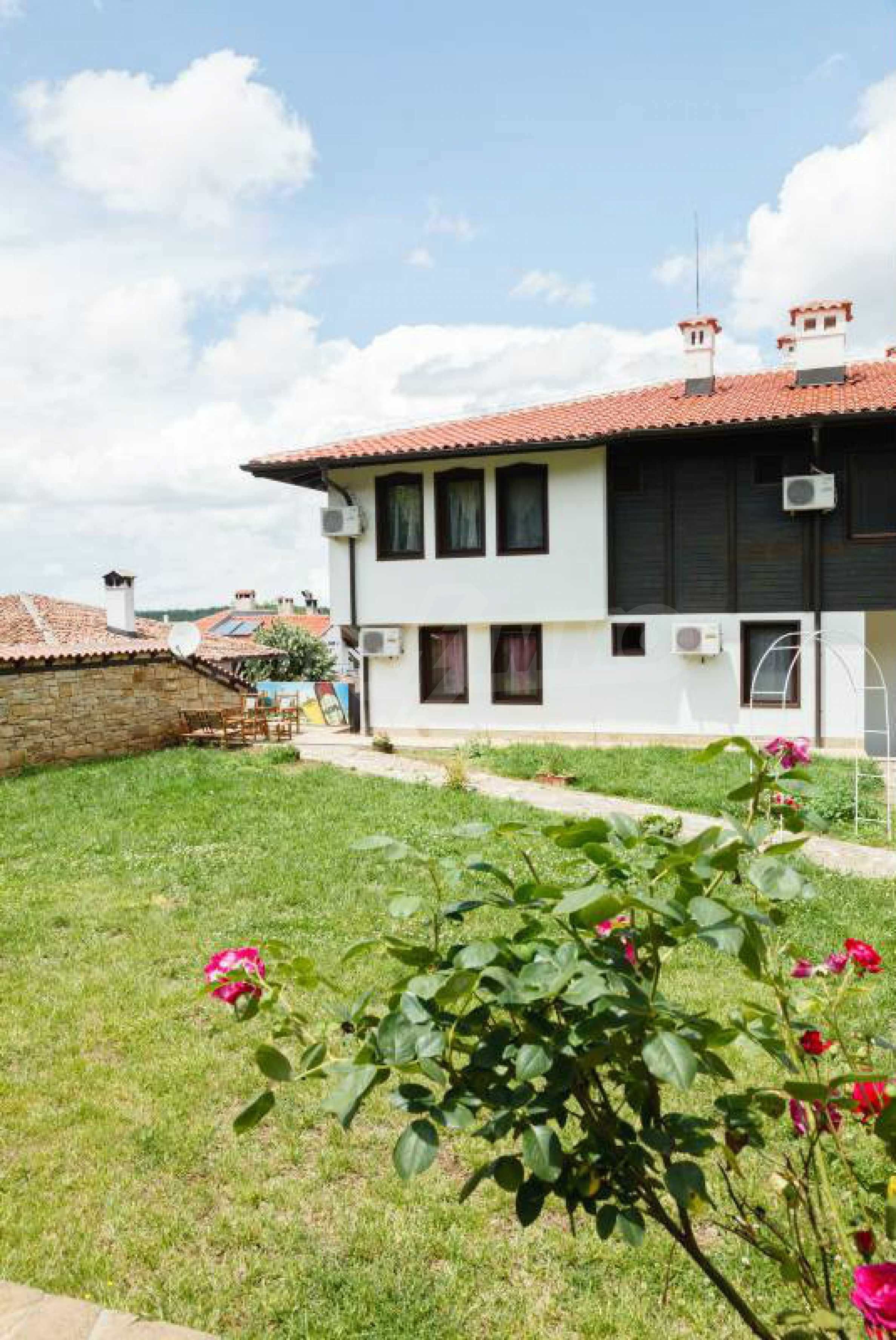 Fully equipped hotel, a restaurant, a house and a yard in the center of popular Arbanassi village 40