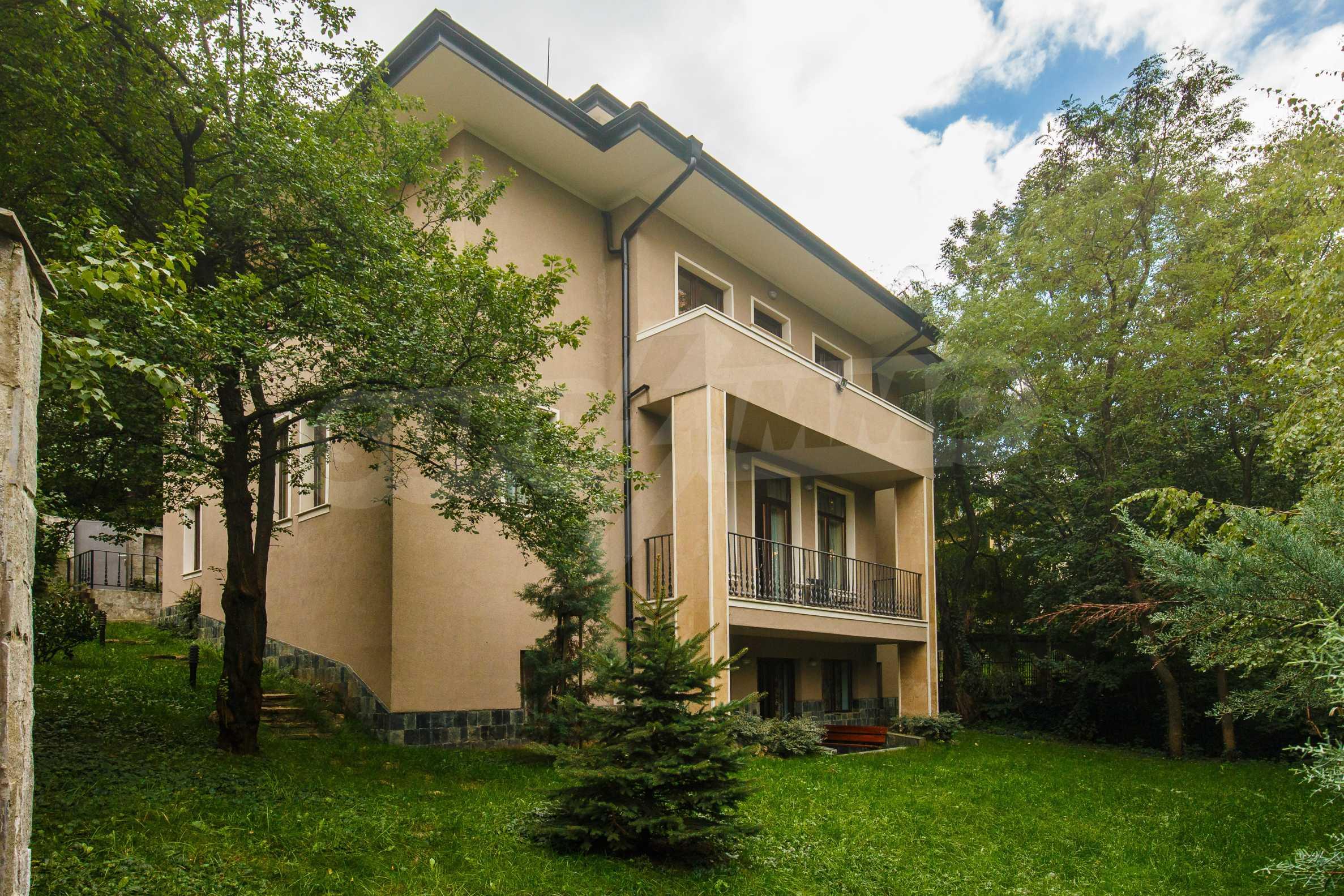 Einfamilienhaus in Boyana Bezirk 24