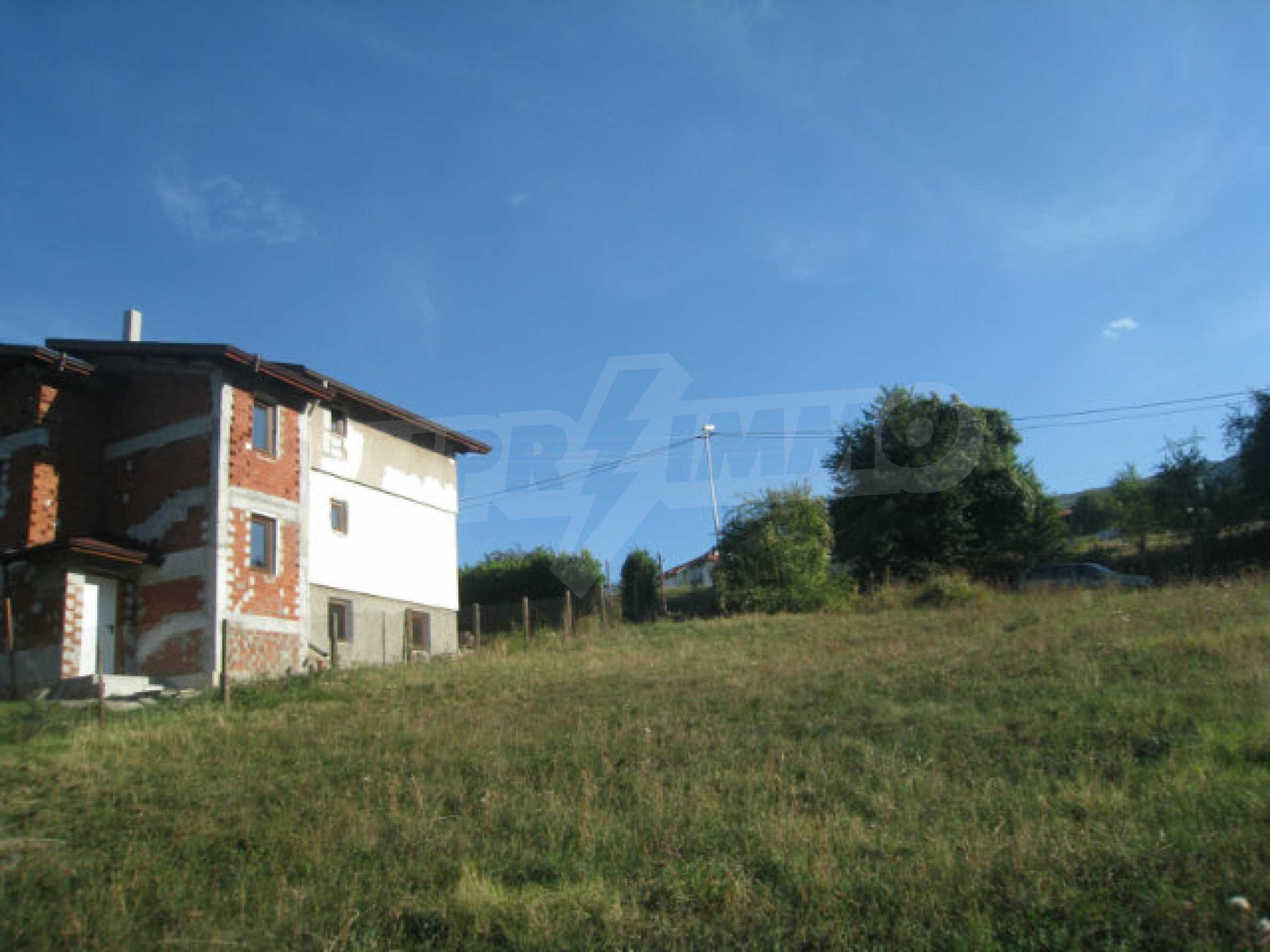 Regulated plot of land for rural private house or villa near Sofia 17