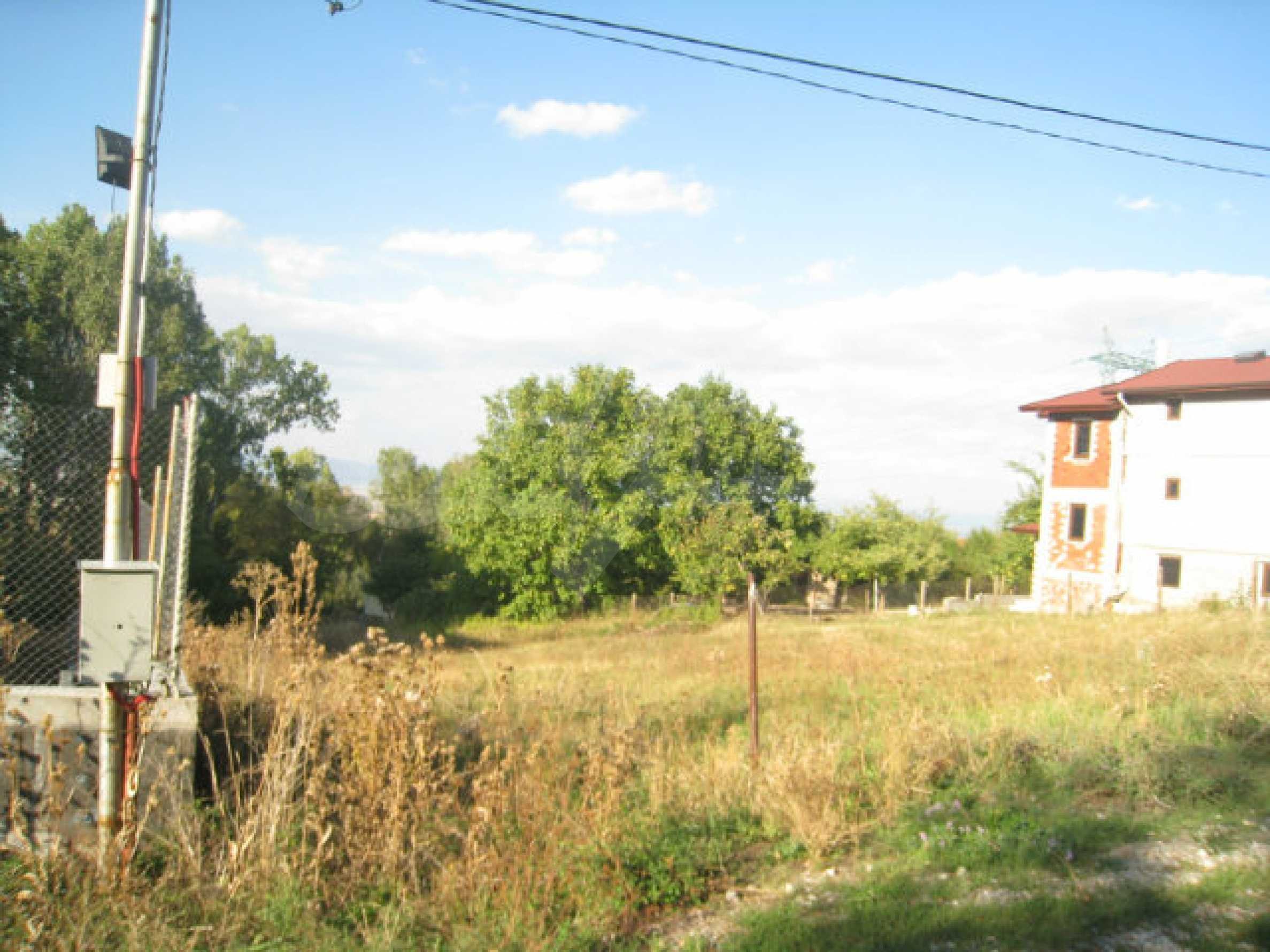 Regulated plot of land for rural private house or villa near Sofia 19