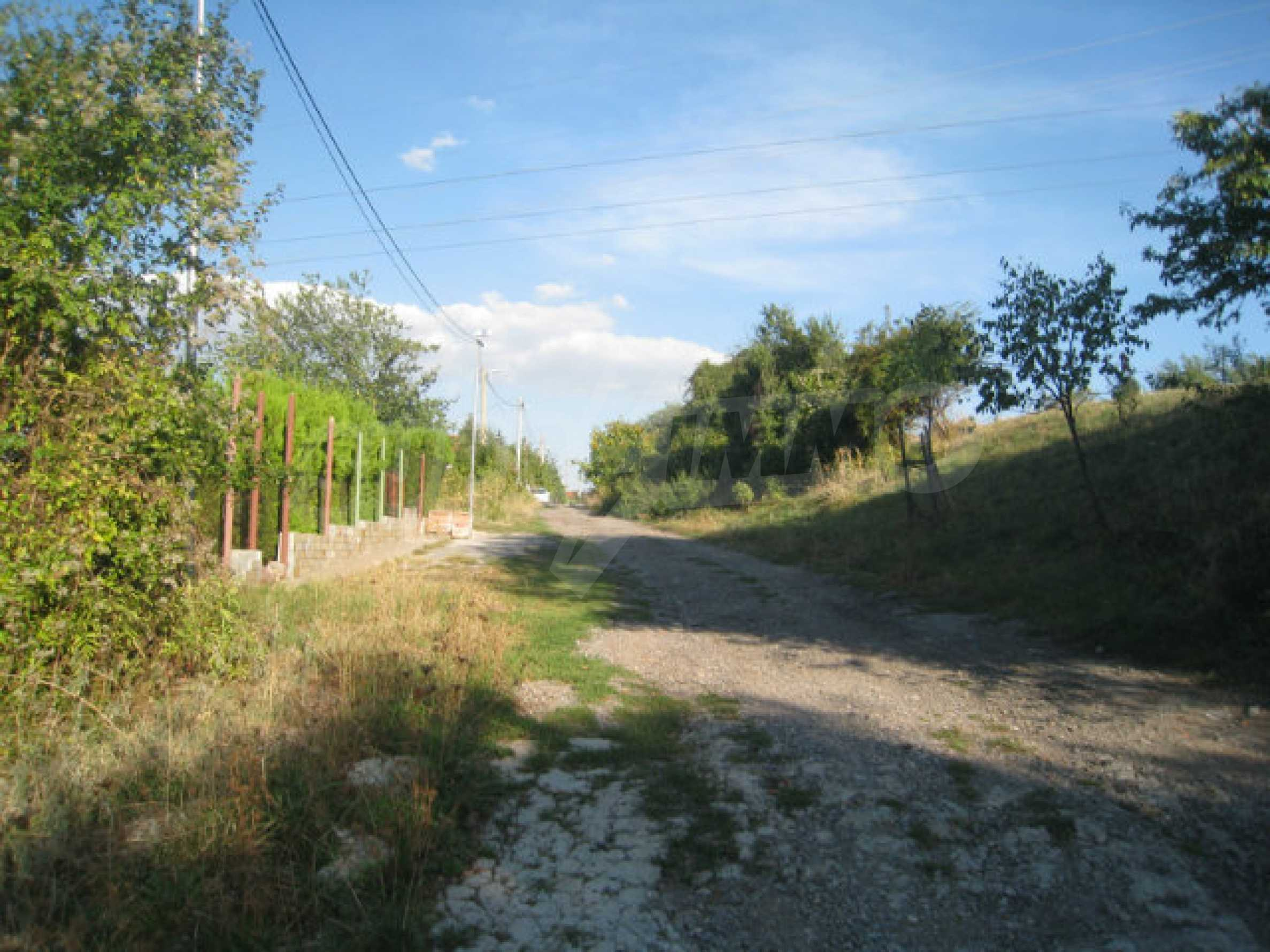 Regulated plot of land for rural private house or villa near Sofia 22