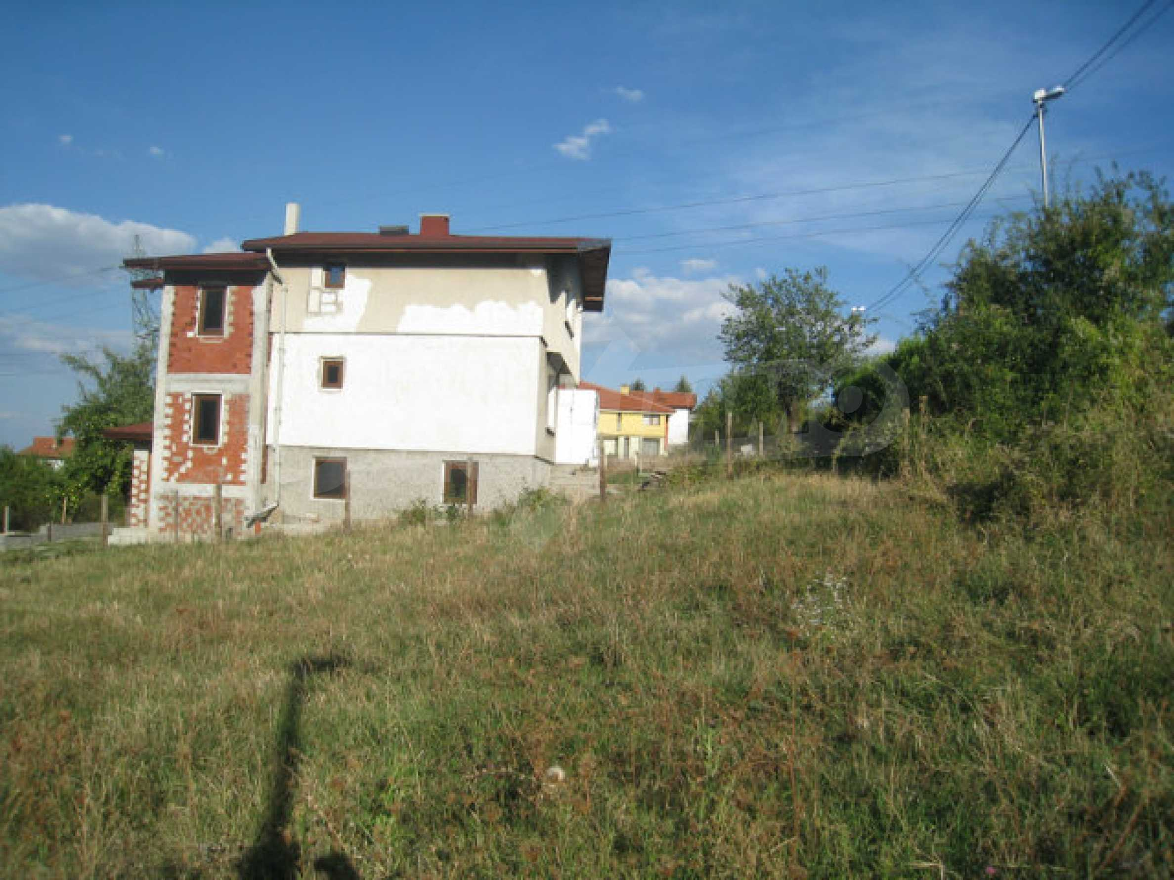 Regulated plot of land for rural private house or villa near Sofia 7