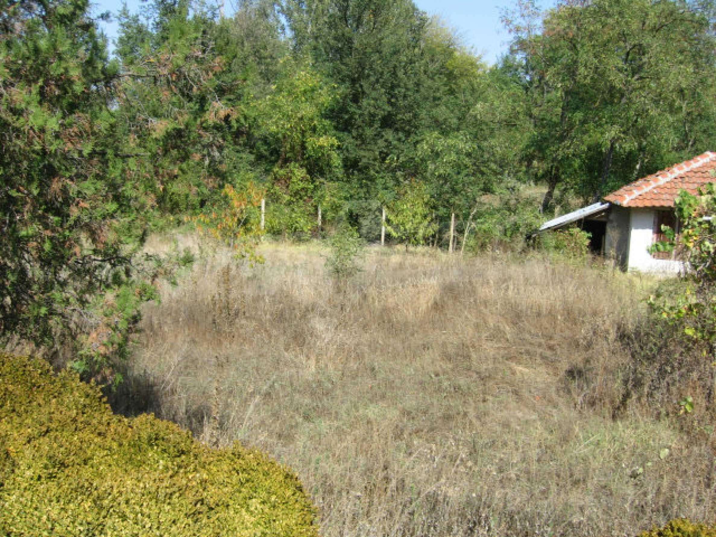 Renovated two-storey house with garden near Elhovo 31