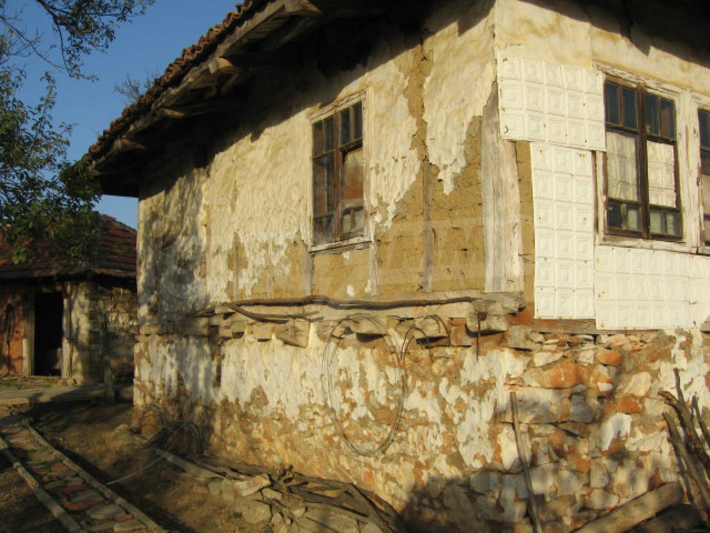 Authentisches 150 Jahre altes Haus in der Nähe von Elhovo und Tundzha River 10