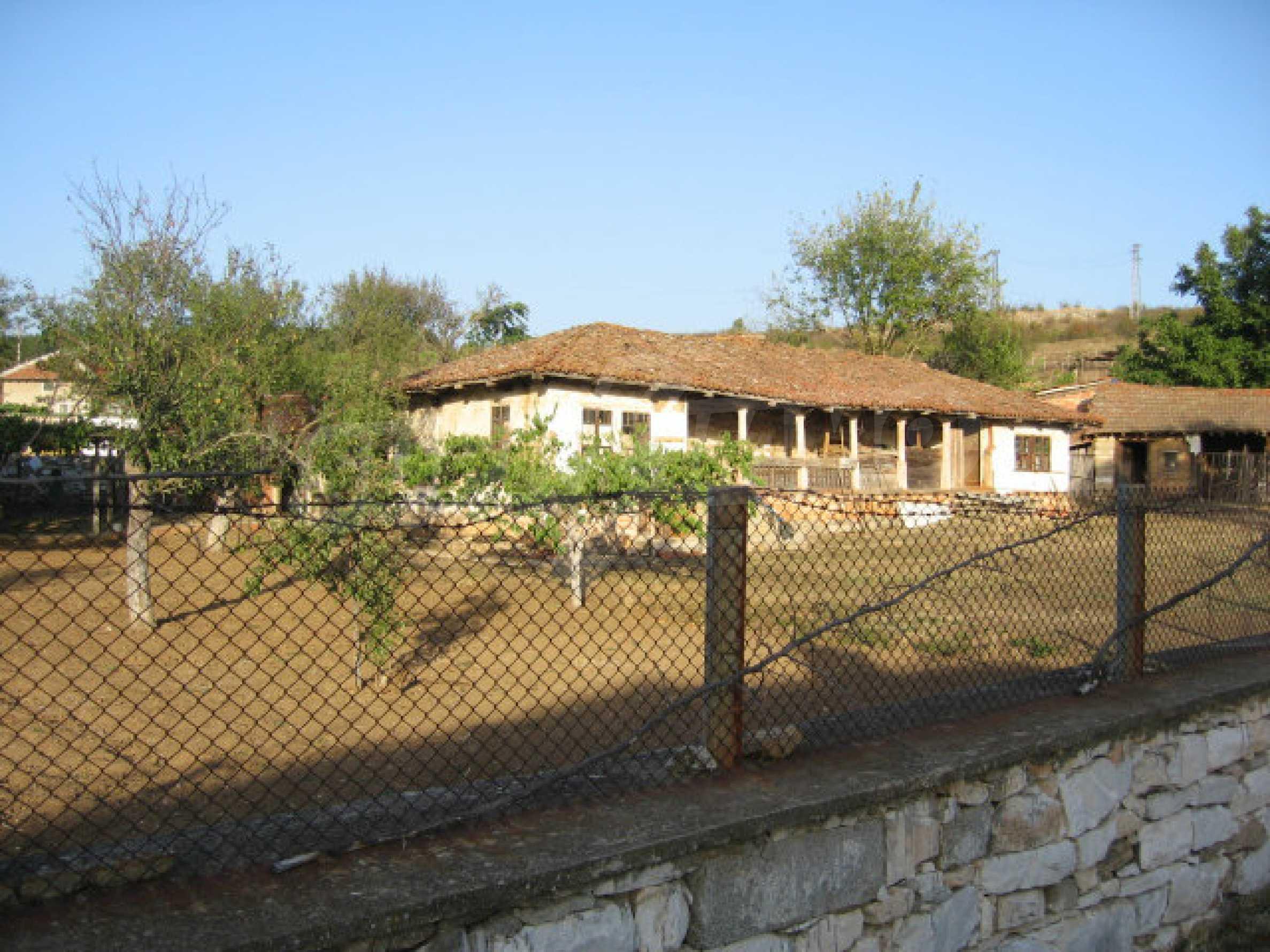 Authentisches 150 Jahre altes Haus in der Nähe von Elhovo und Tundzha River 13