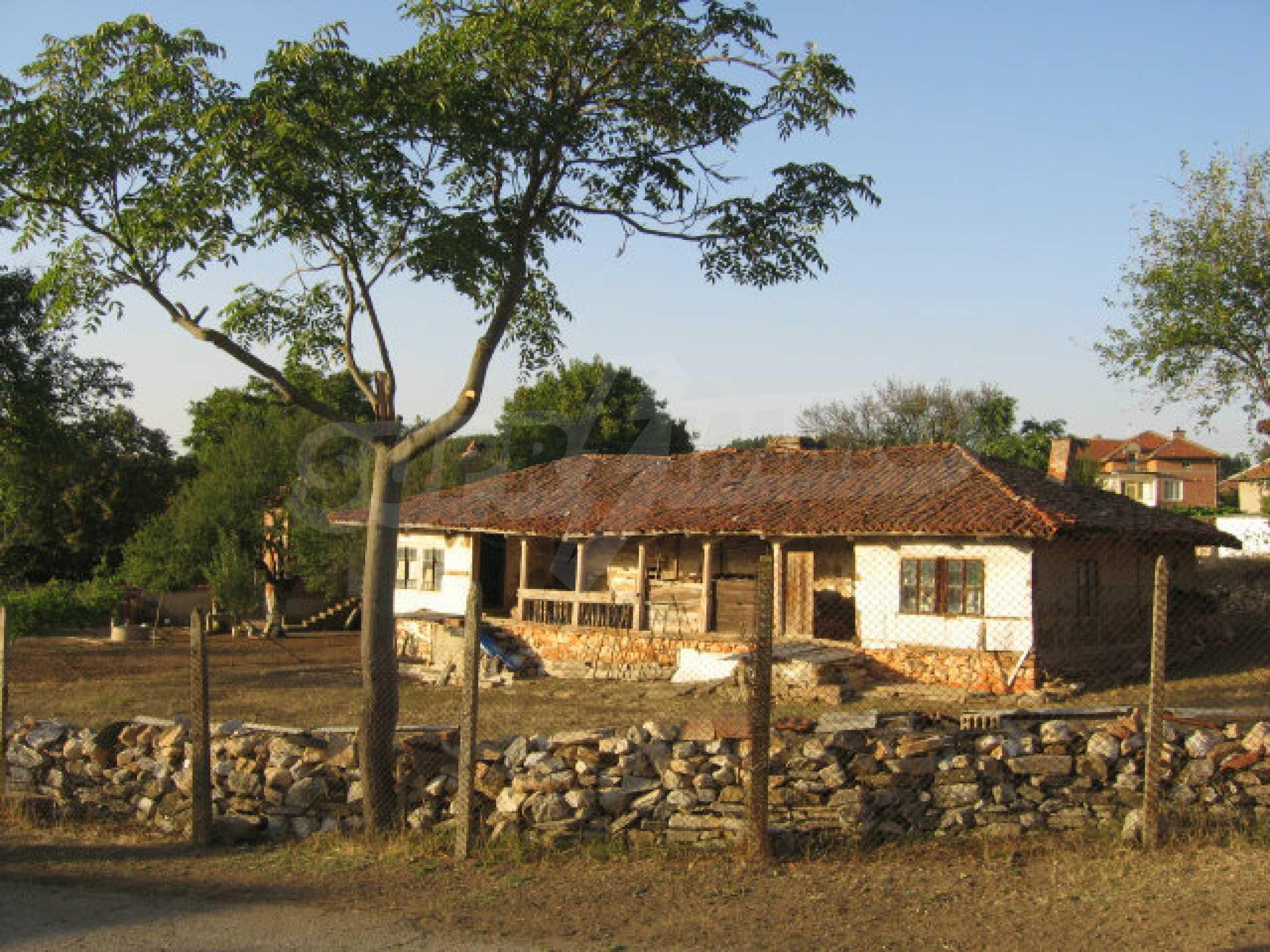 Authentisches 150 Jahre altes Haus in der Nähe von Elhovo und Tundzha River 14