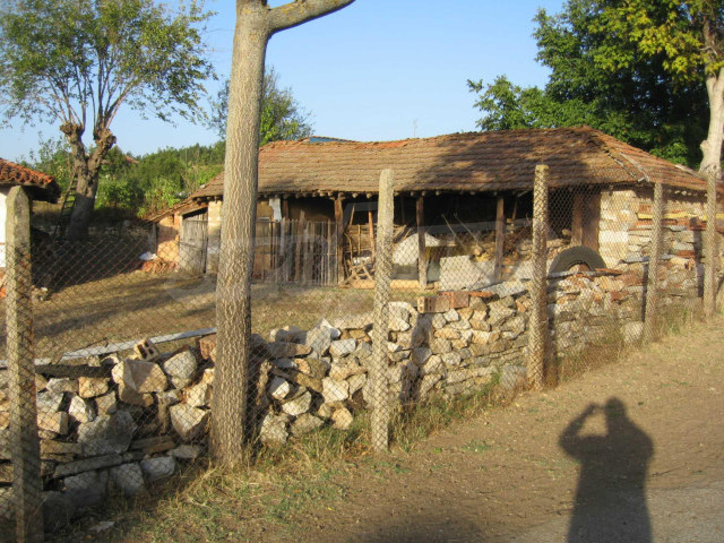 Authentisches 150 Jahre altes Haus in der Nähe von Elhovo und Tundzha River 15