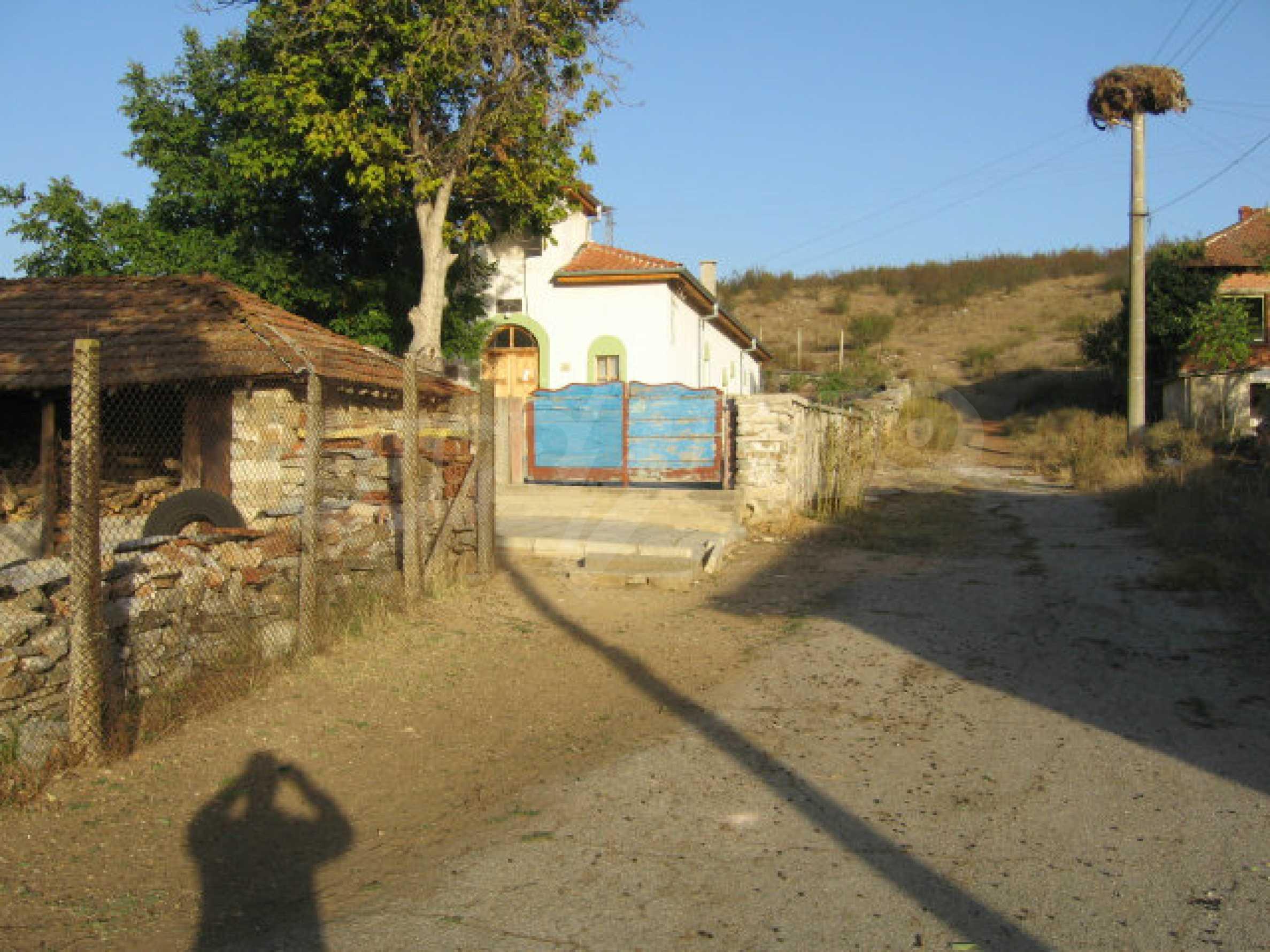 Authentisches 150 Jahre altes Haus in der Nähe von Elhovo und Tundzha River 16