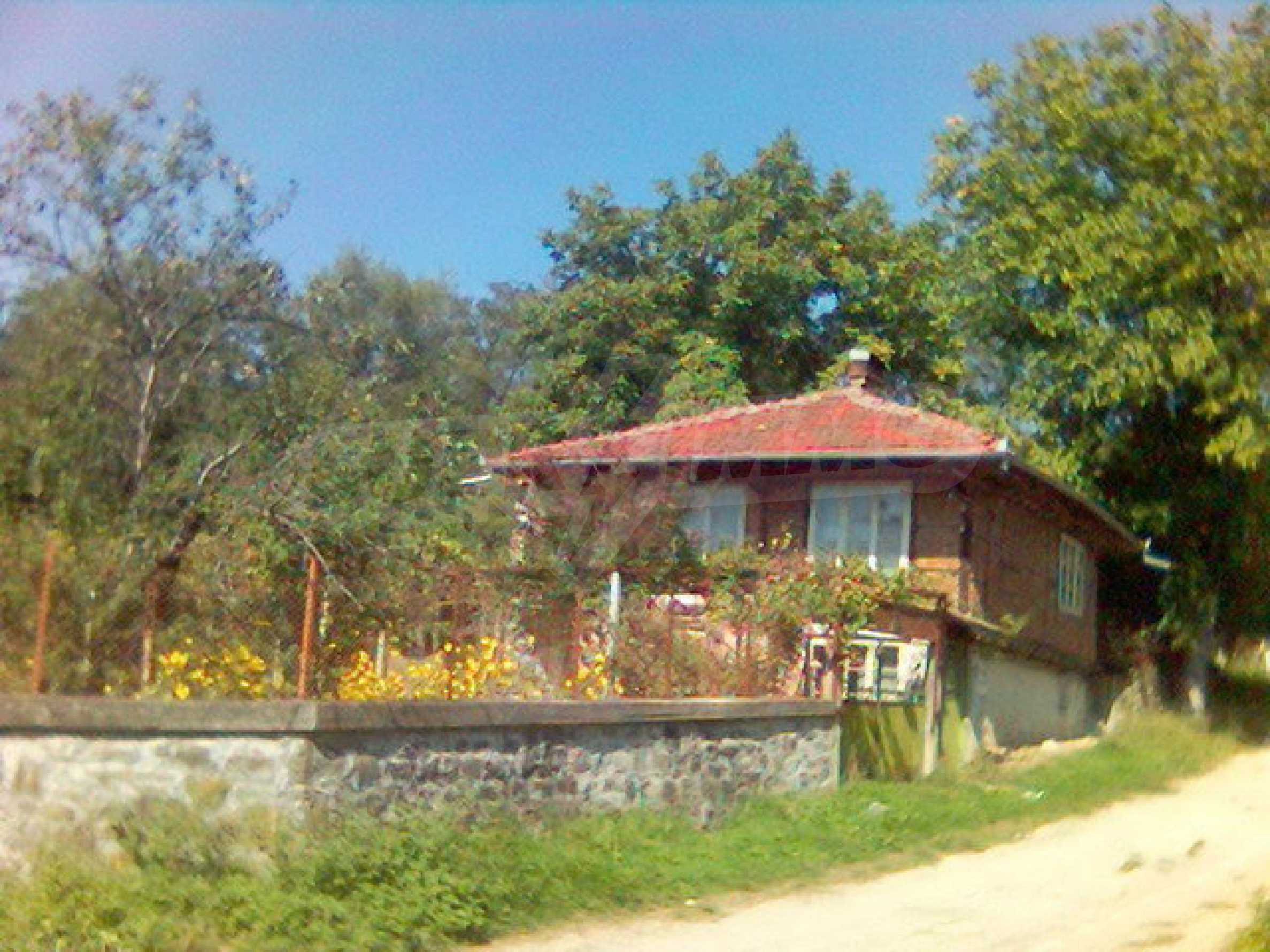 A house in a well developed village between the towns Lovech and Troyan 4