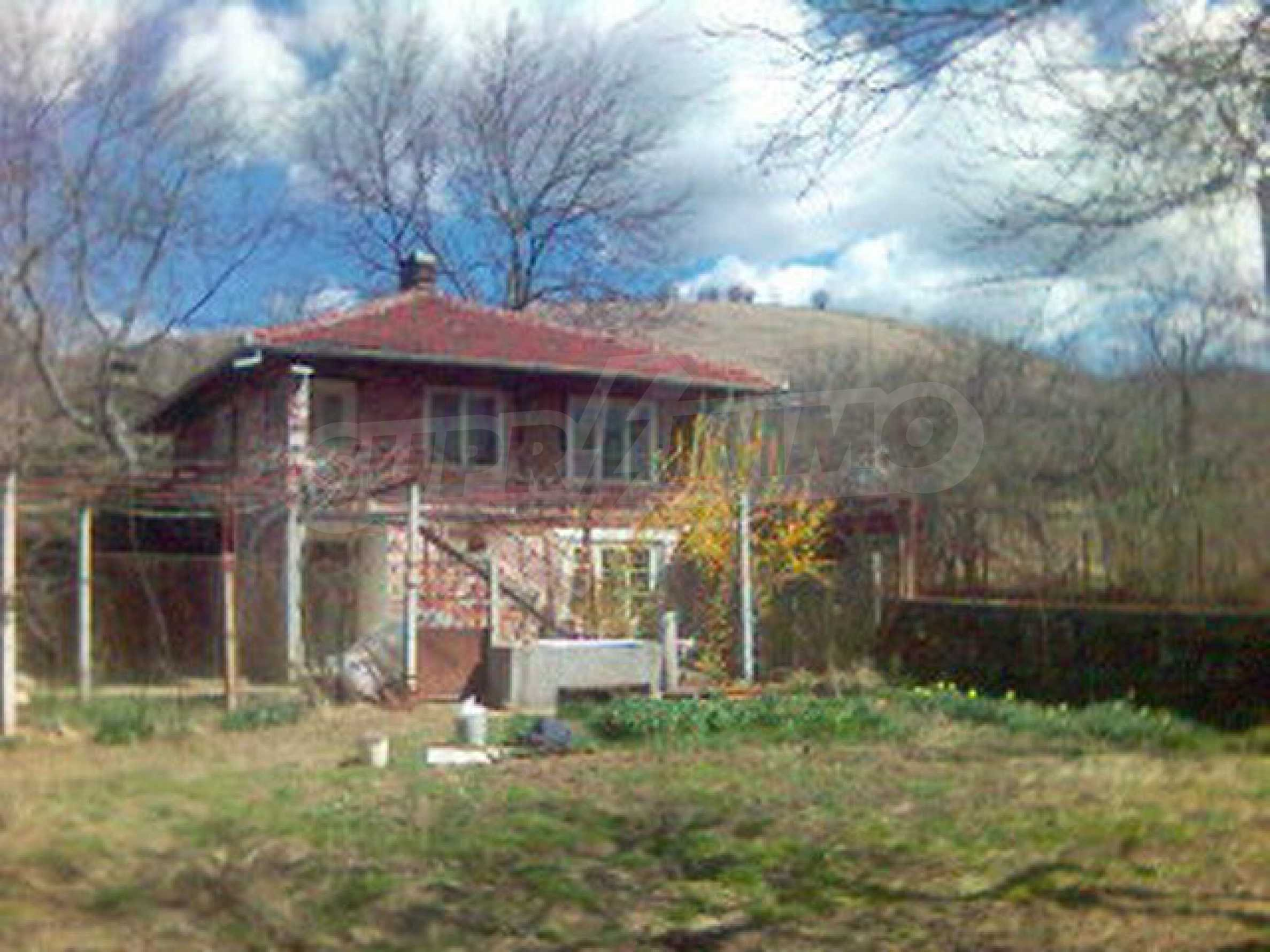 A house in a well developed village between the towns Lovech and Troyan 8