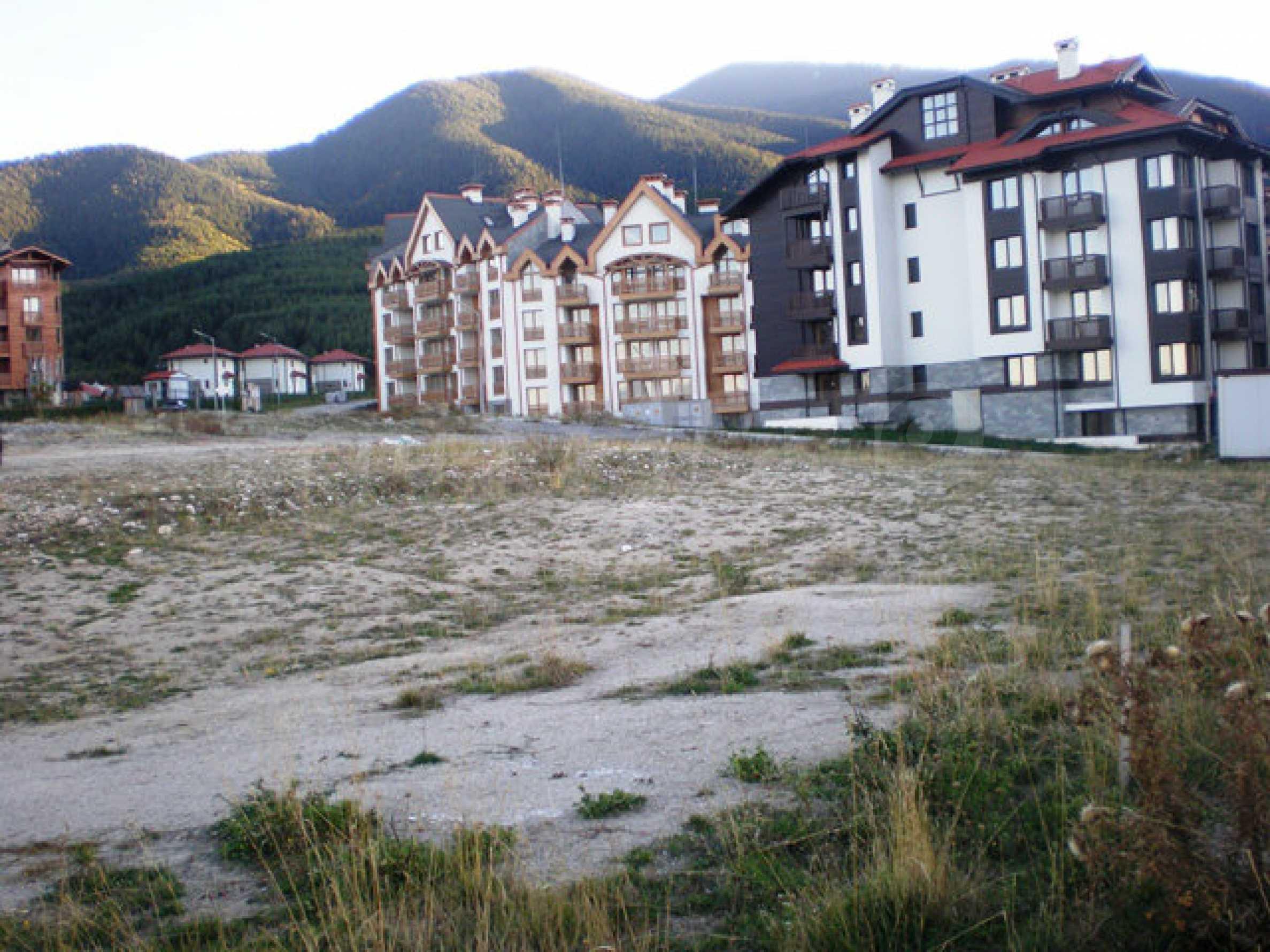 Geregeltes Grundstück mit Investitionsprojekt für den Bau eines Aparthotels in Bansko 17