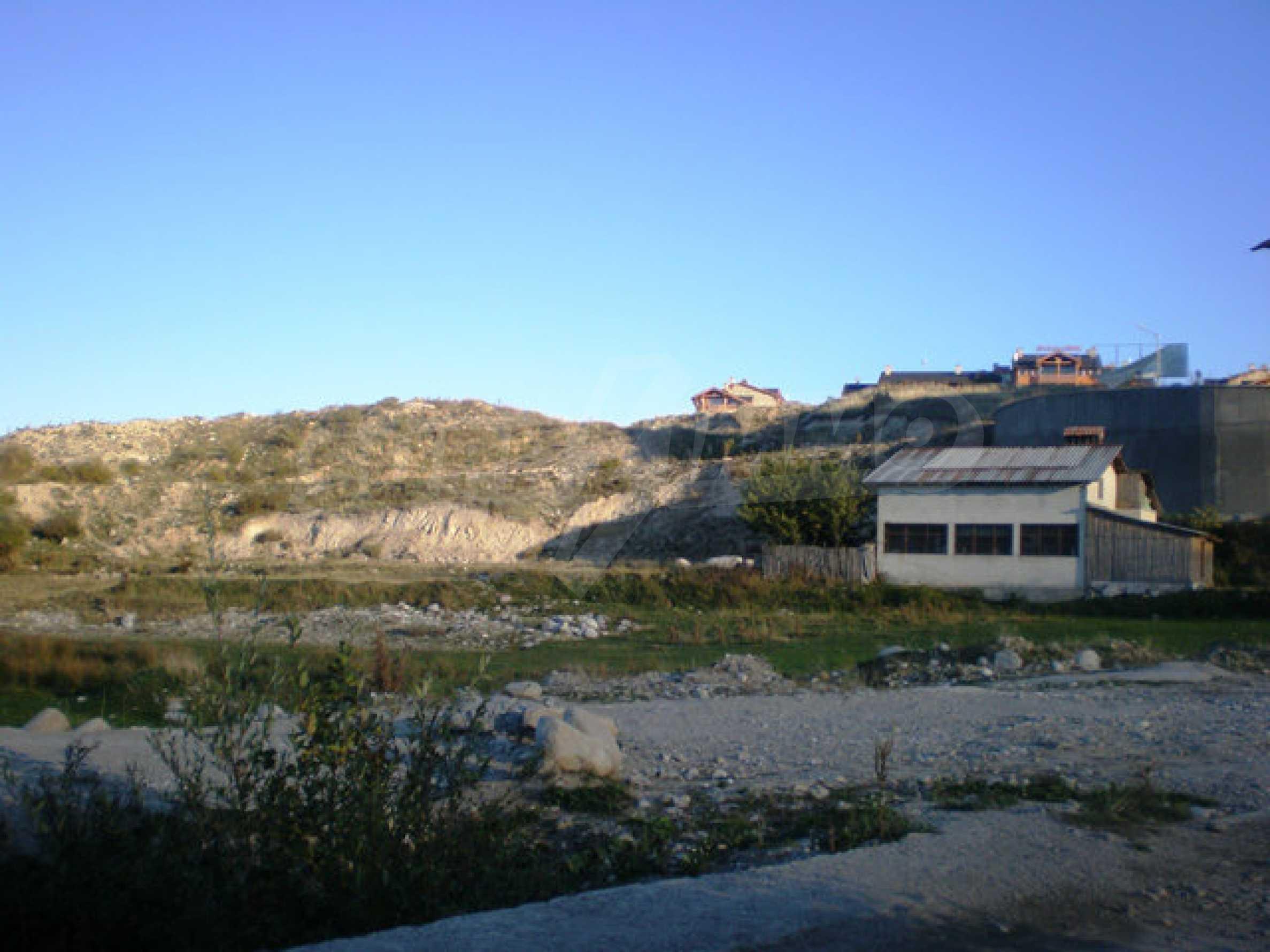 Geregeltes Grundstück mit Investitionsprojekt für den Bau eines Aparthotels in Bansko 4