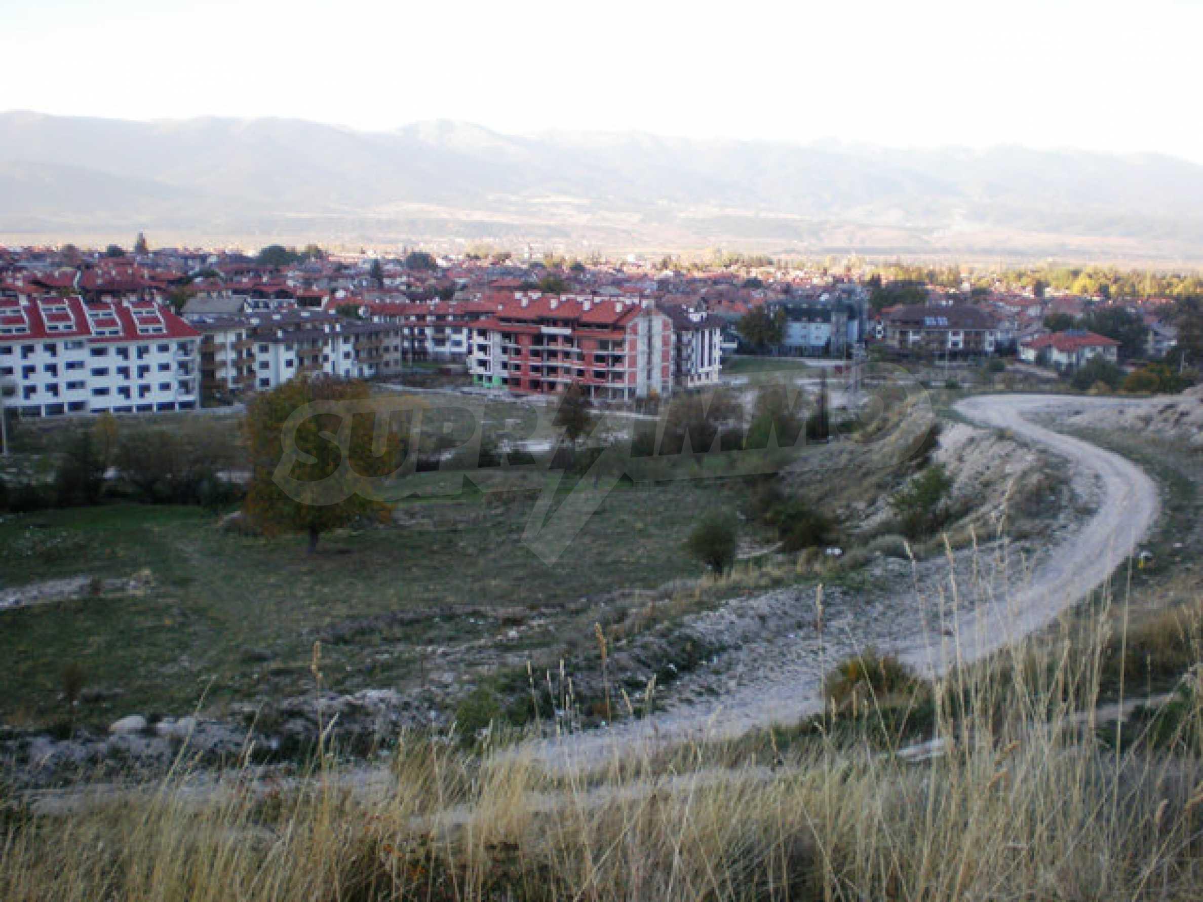 Geregeltes Grundstück mit Investitionsprojekt für den Bau eines Aparthotels in Bansko 8