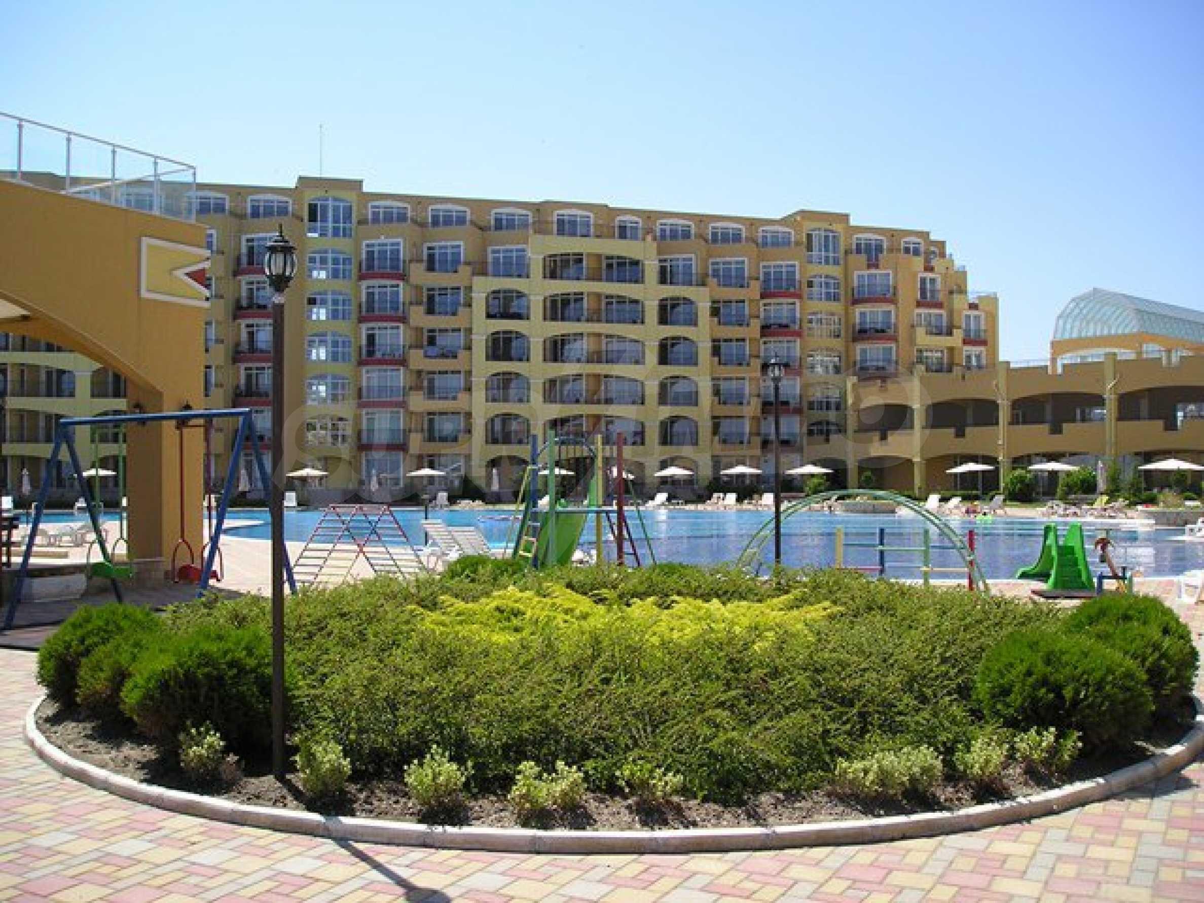 Studio zum Verkauf im Midia Grand Resort in Aheloy 14