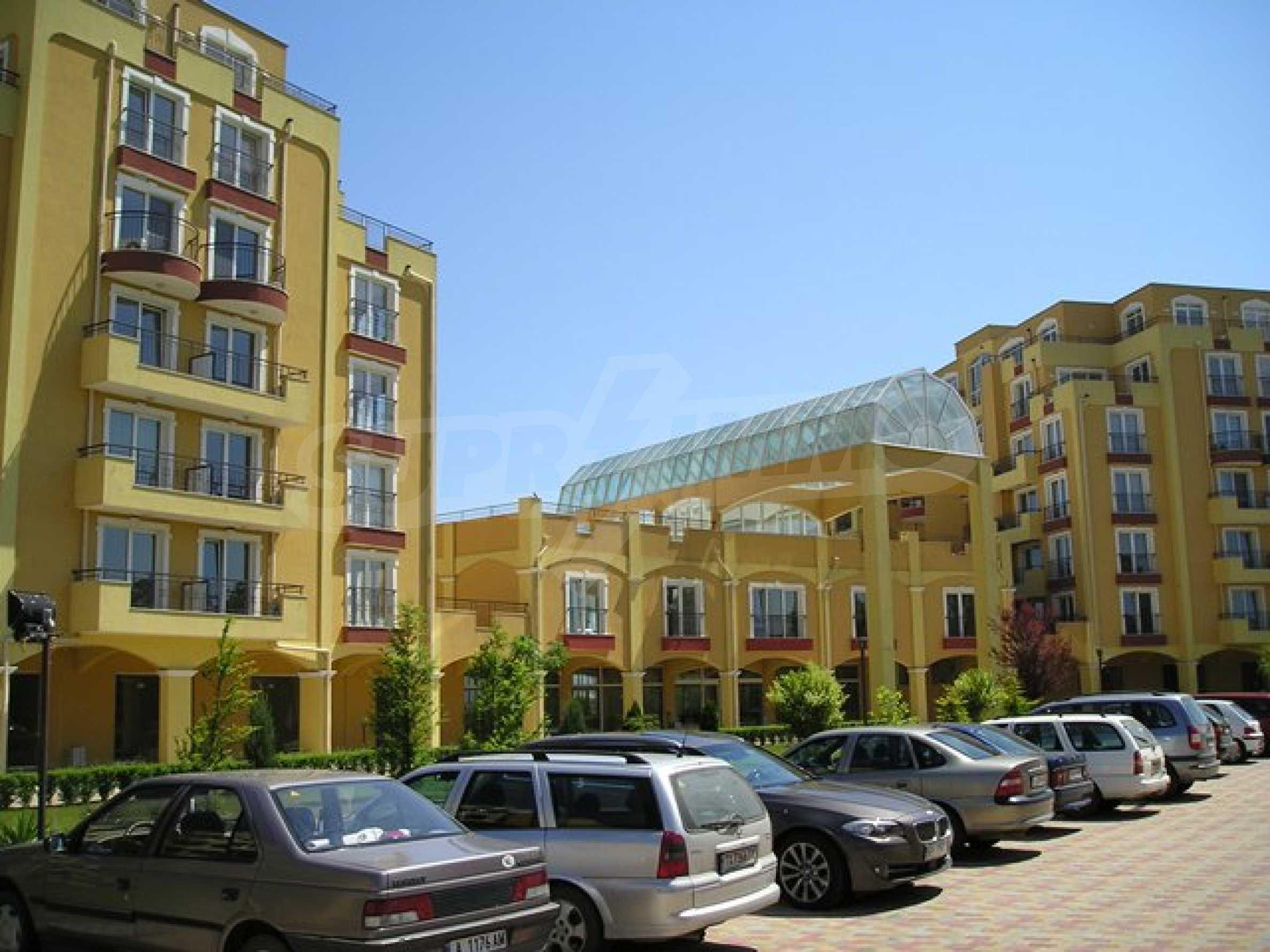 Studio zum Verkauf im Midia Grand Resort in Aheloy 32