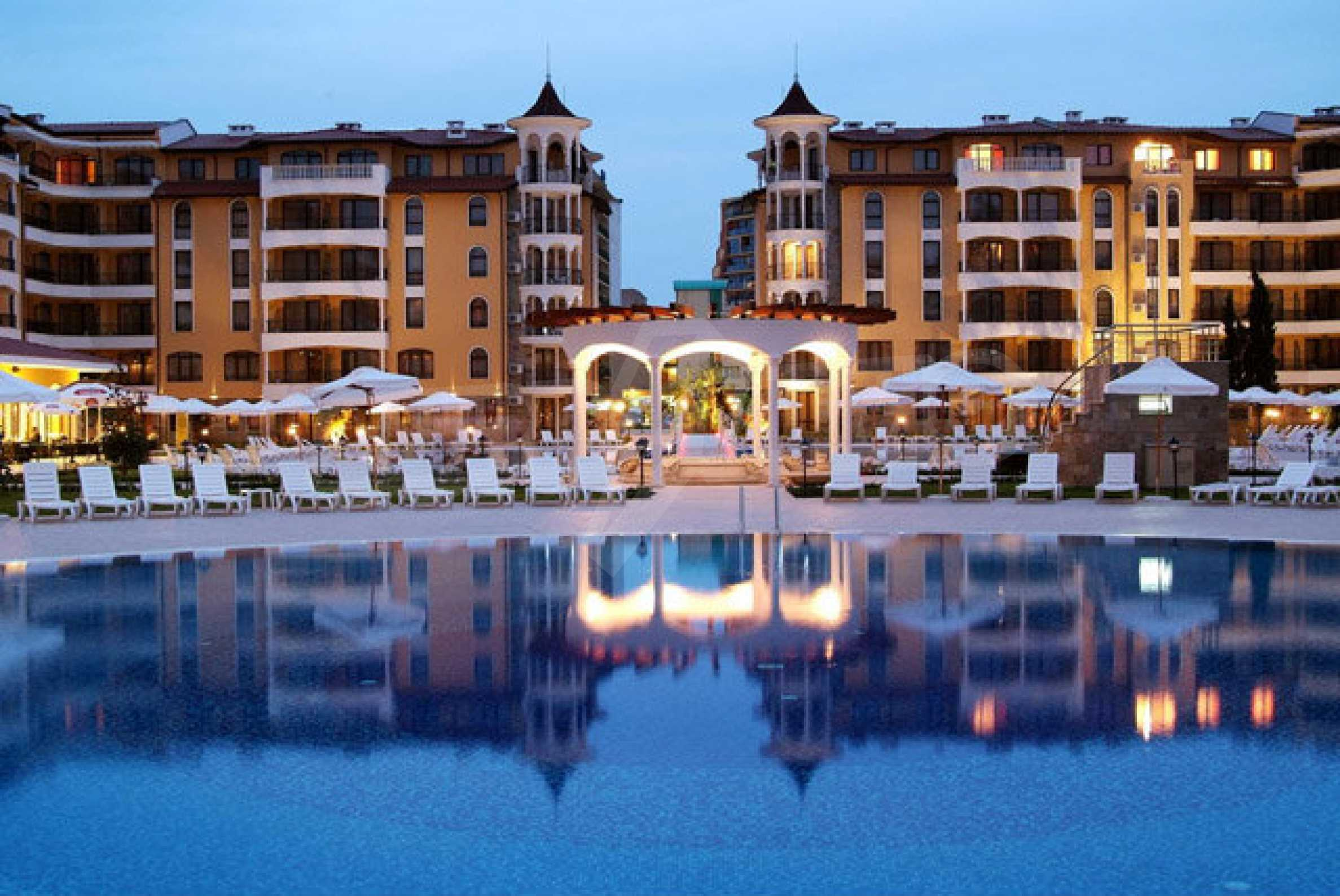 2-bedroom for sale in Royal Sun complex in Sunny Beach